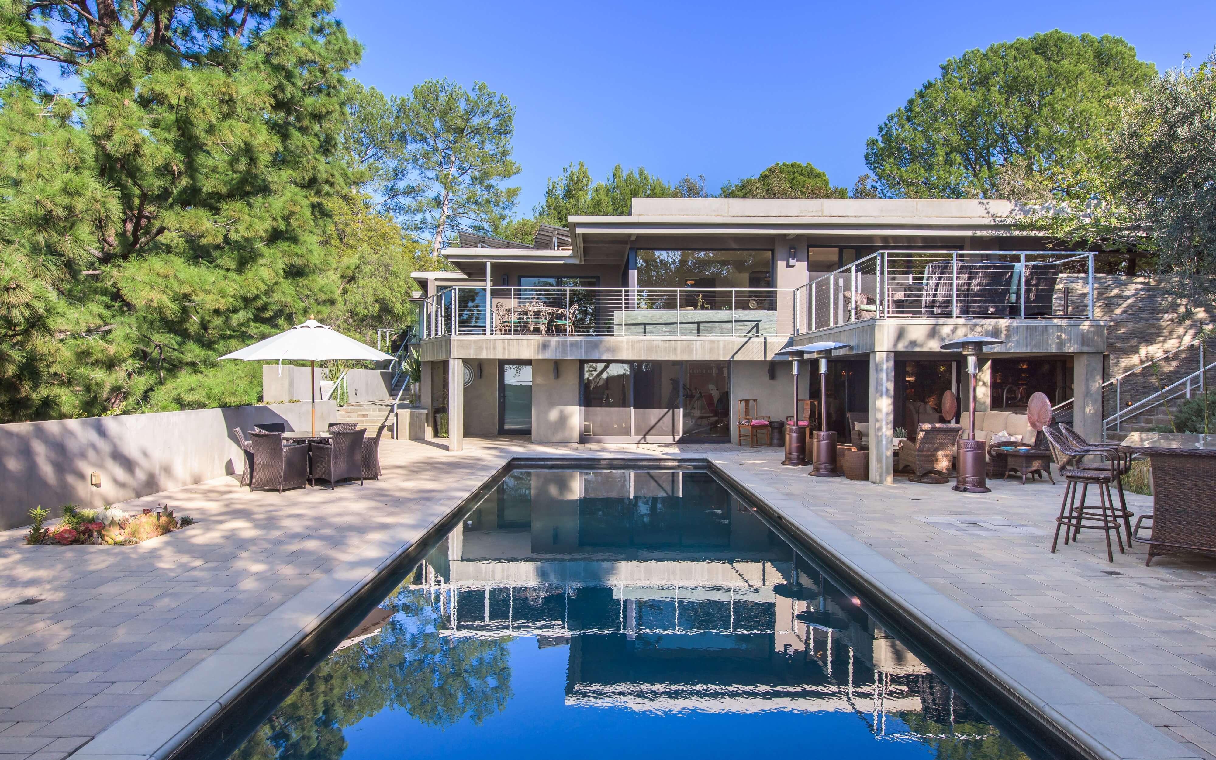Luxus és ökotudatosság Jane Fonda otthonában
