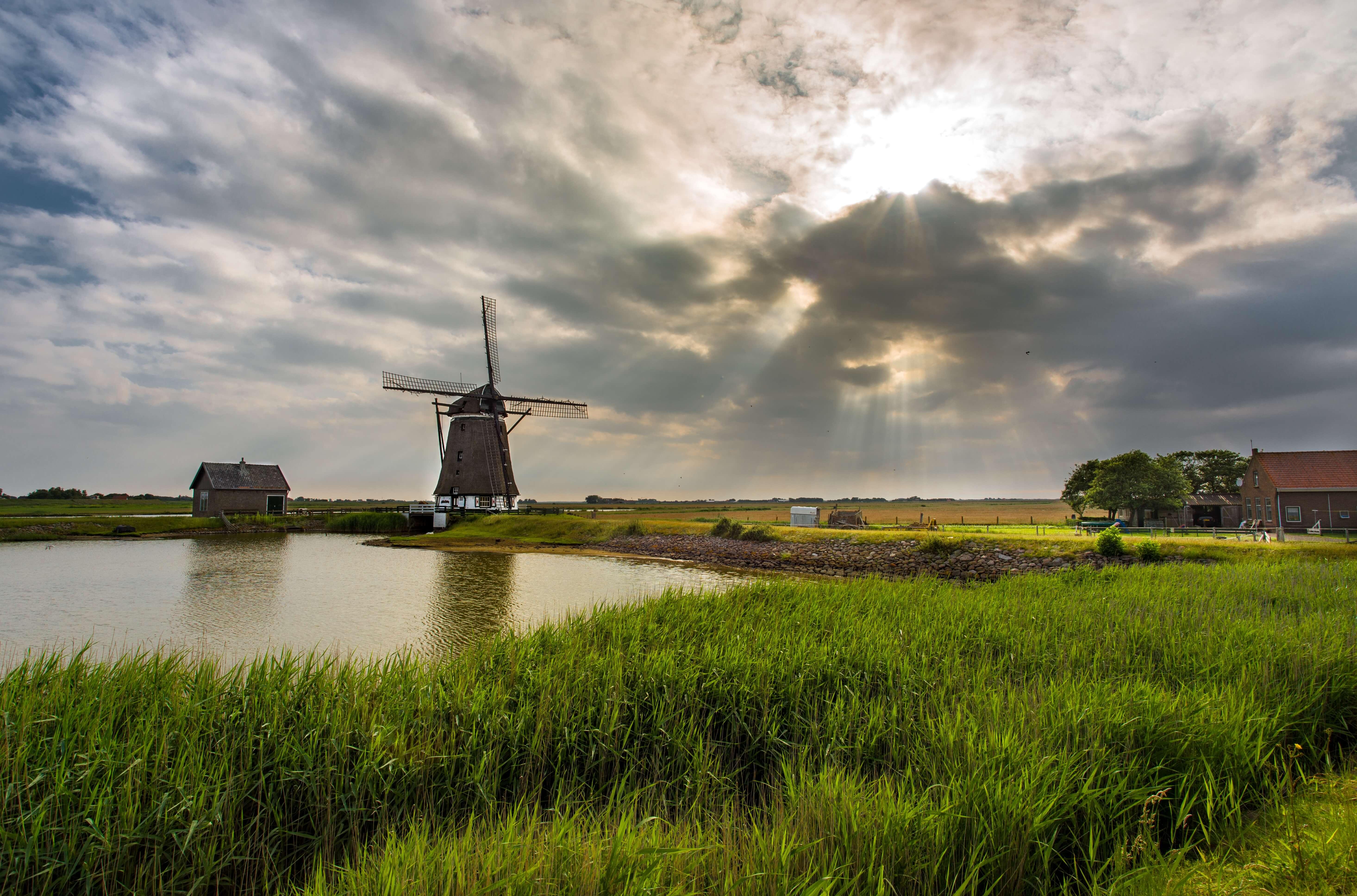 Beköltöznél ebbe a modern holland farmházba?