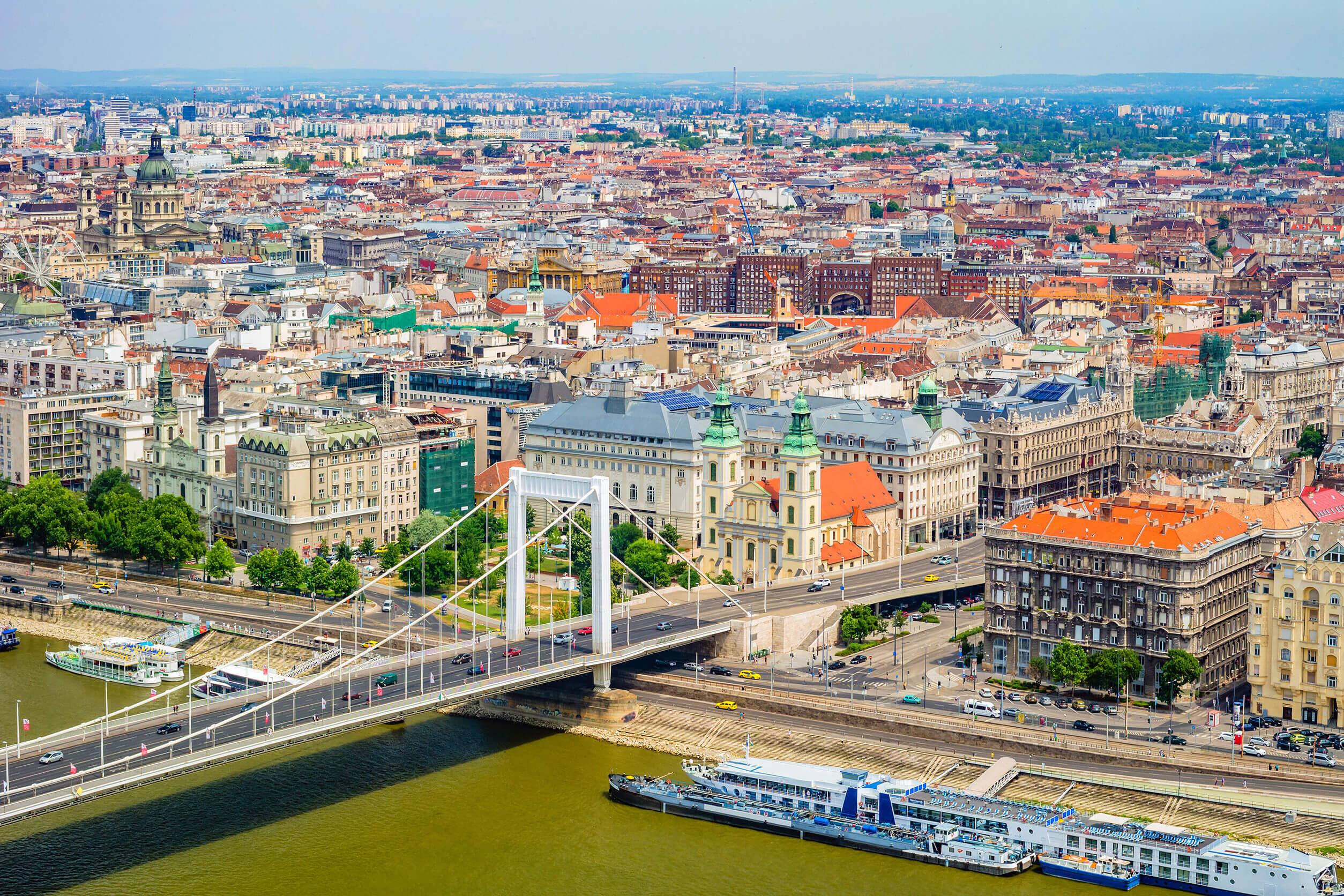 Gyönyörű panorámás lakások, hatalmas terasszal Budapesten!