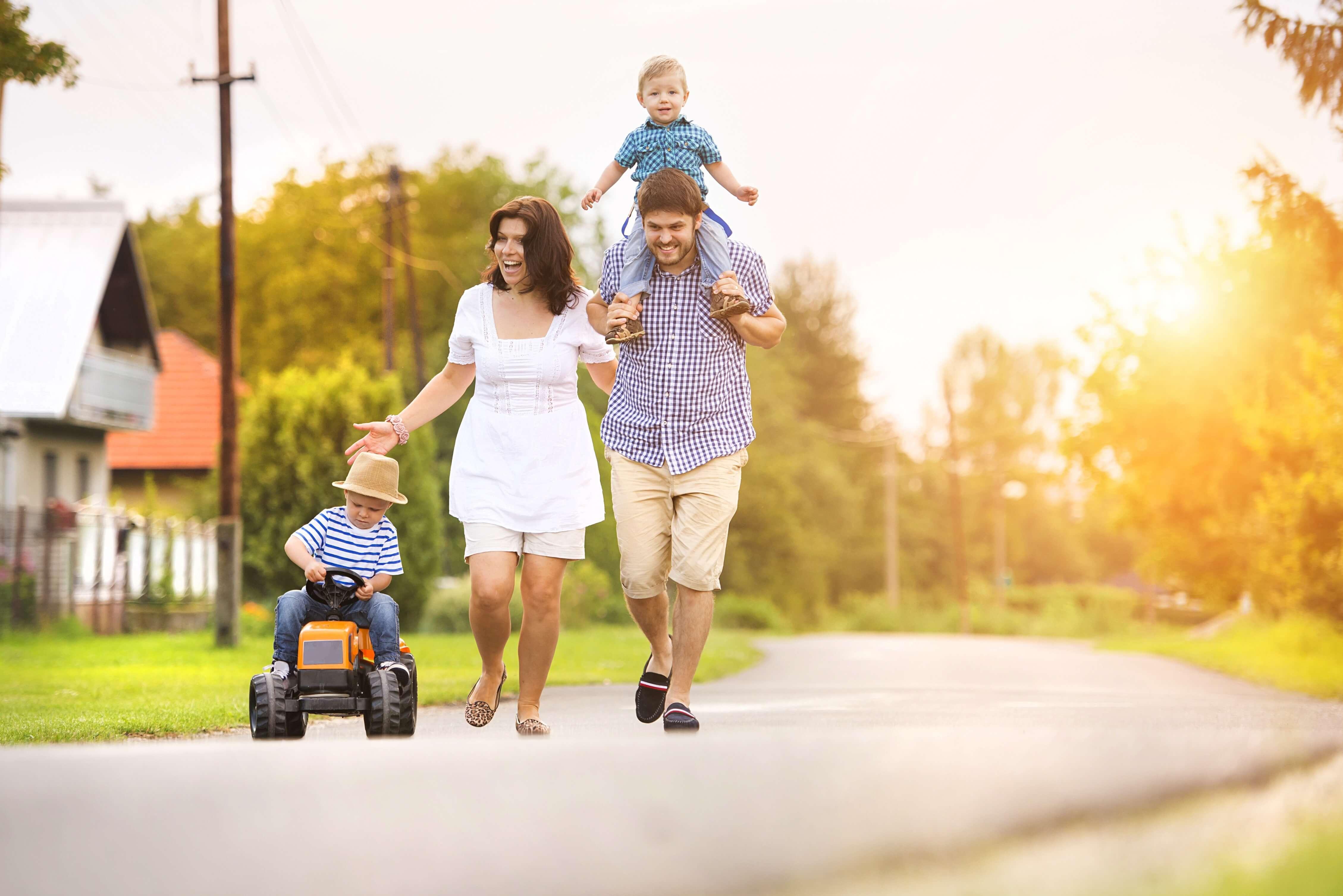 Ide költözz, ha bővül a család!