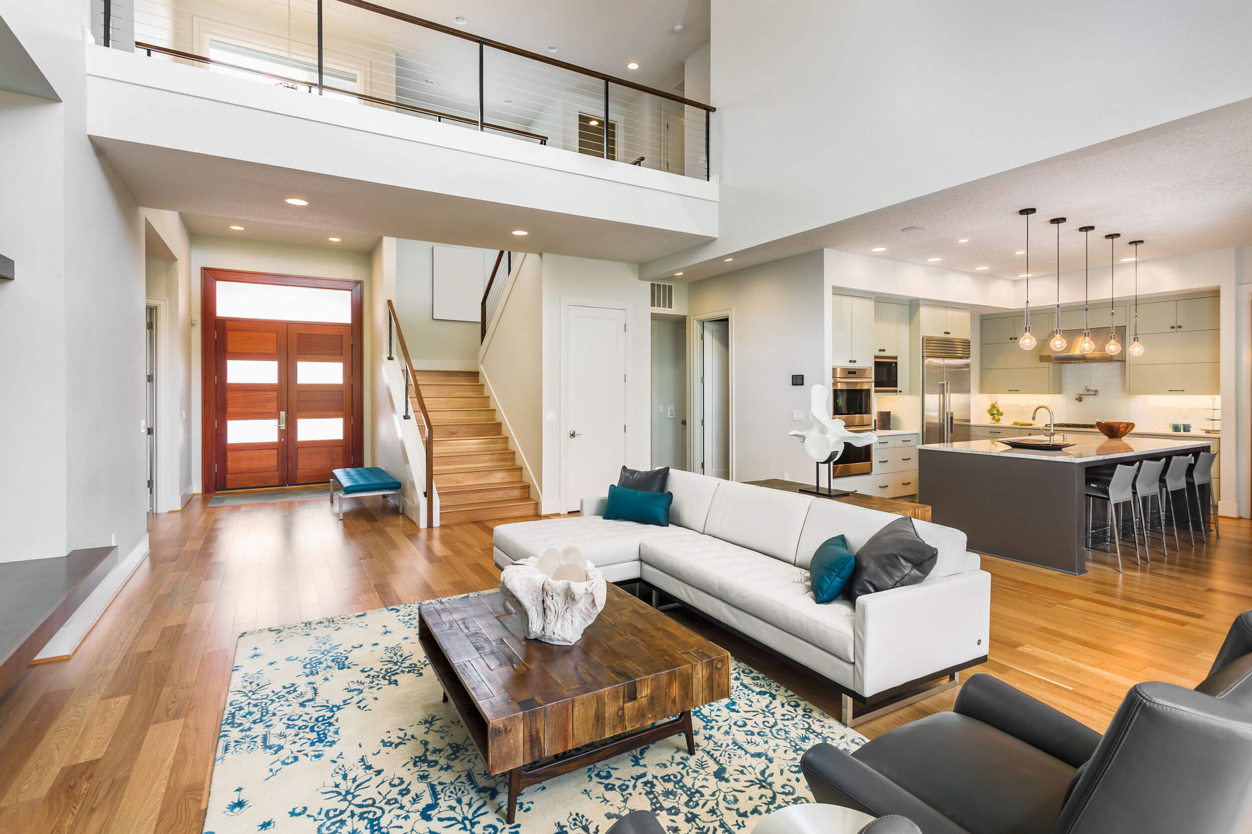 Exkluzív házak moziszobával, fűthető garázsfeljáróval