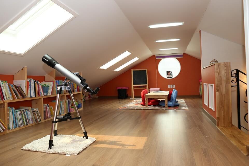 Ezért szeretjük a tetőteres otthonokat!