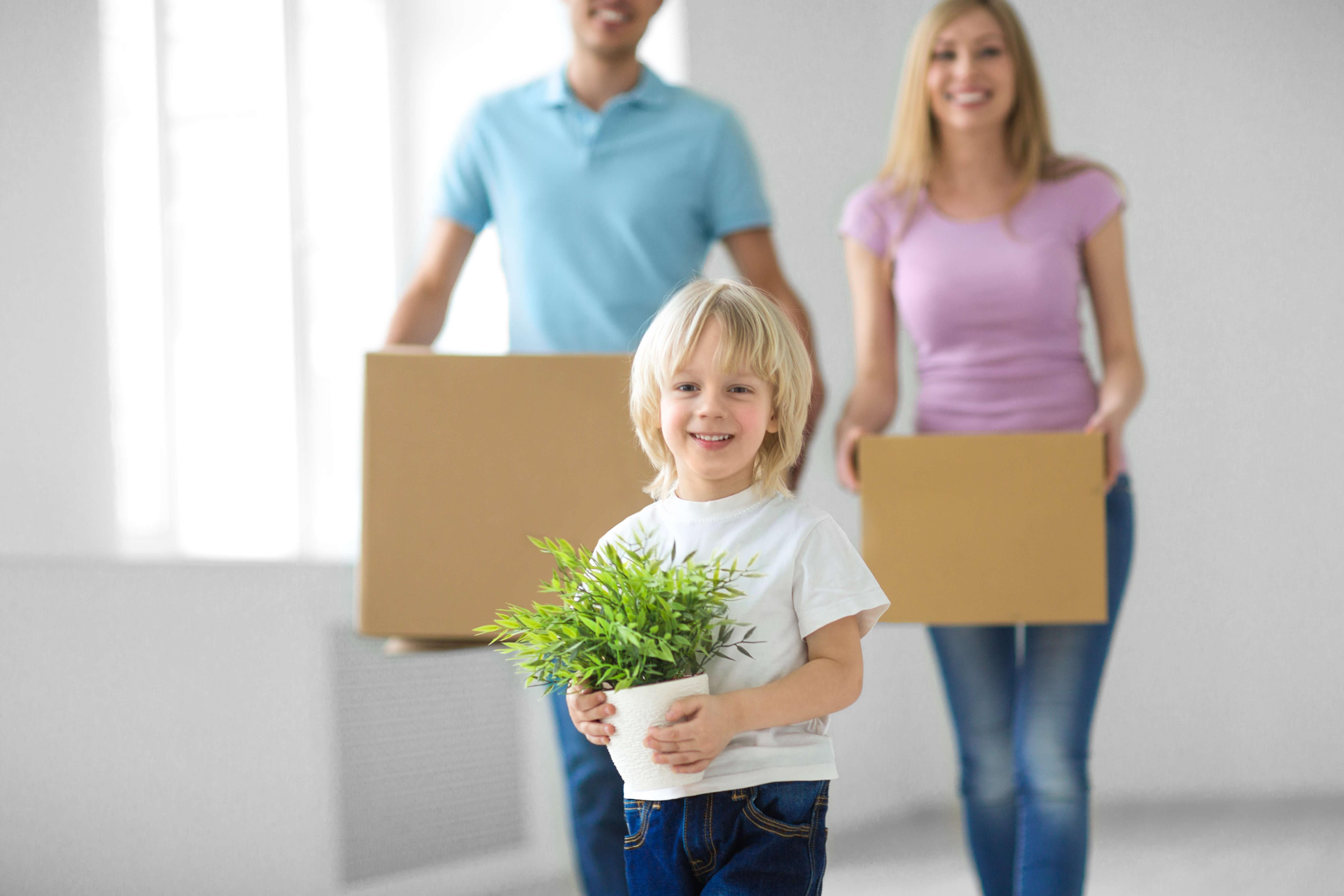 Kiadó lakások családoknak: gyorsan és jó áron