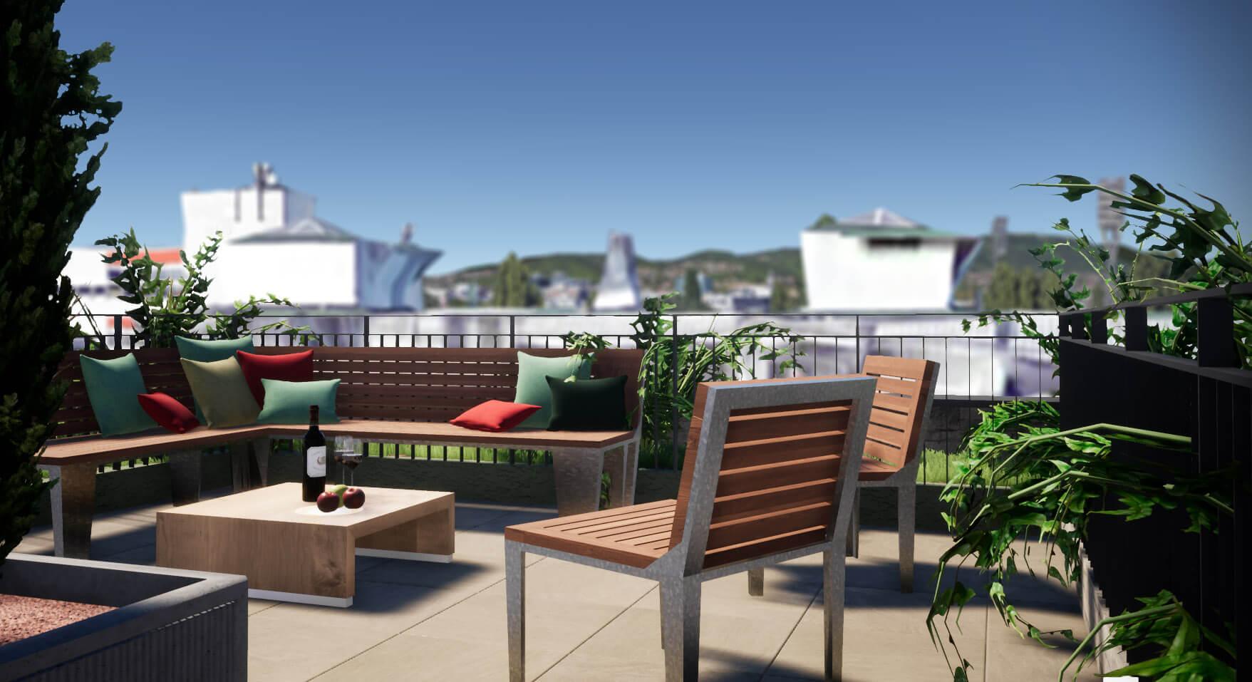 Exkluzív penthouse lakások, páratlan budai panorámával!