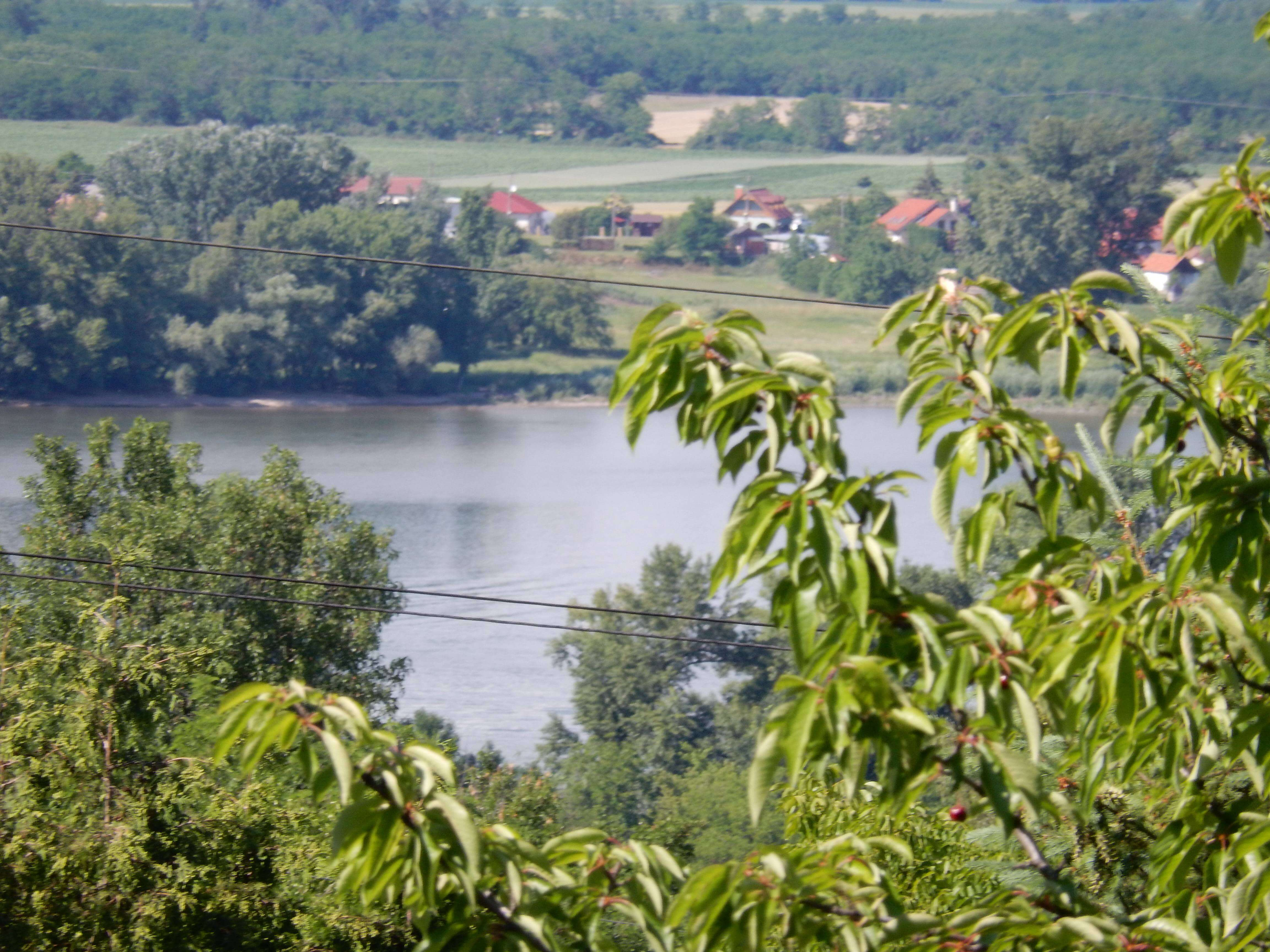 Dunai panoráma a falusi csokból? Igen!