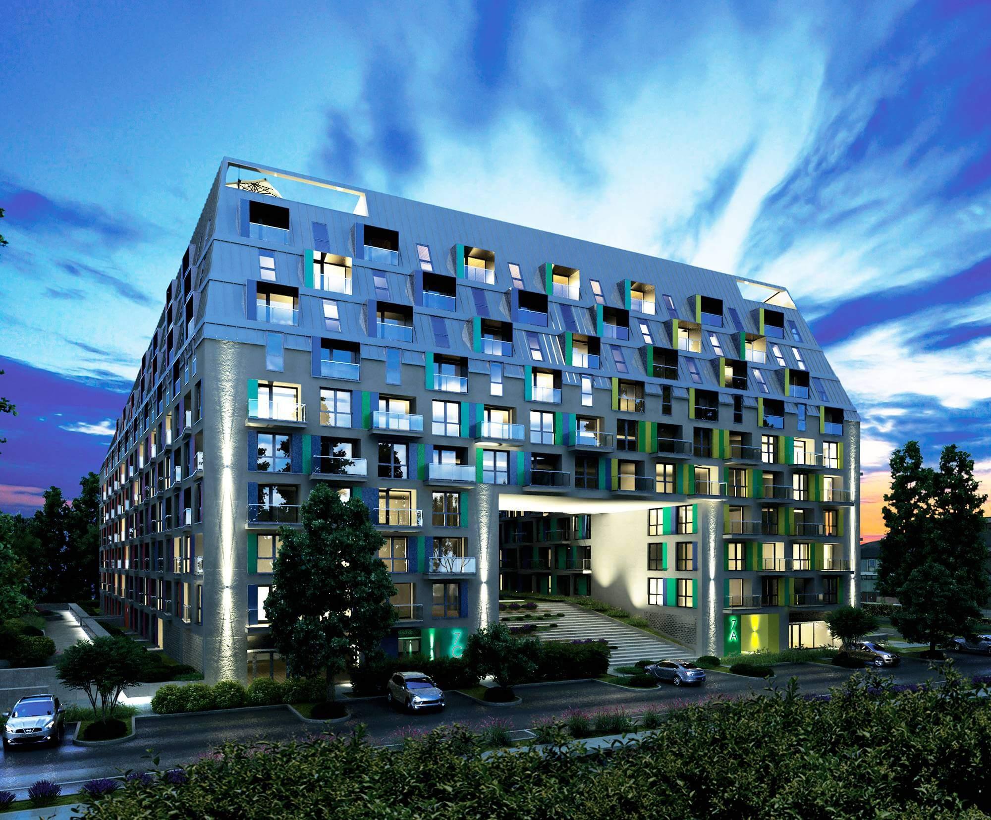 A jövő építészete: luxus és minőség Újbudán