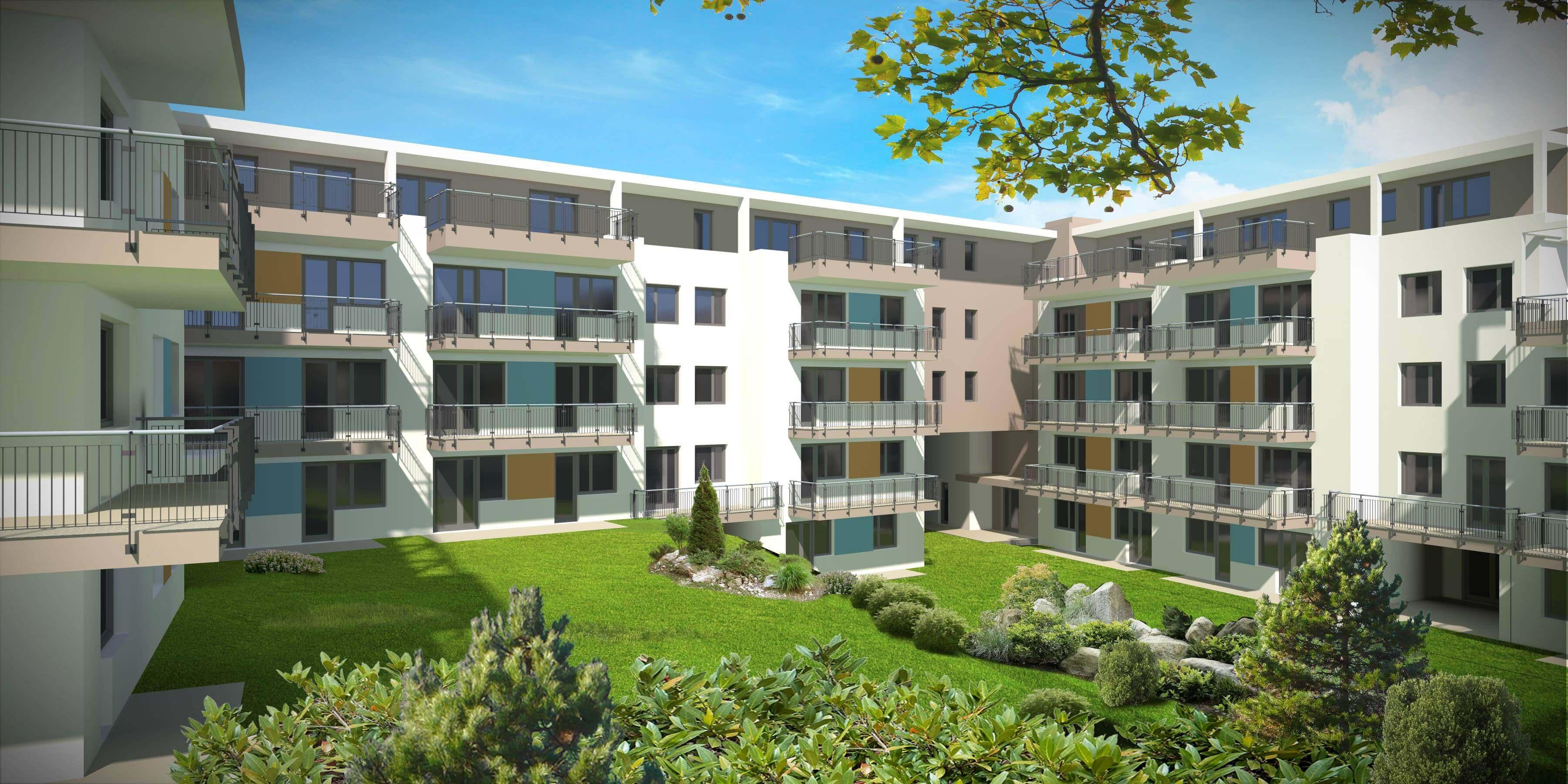 Harmónia, minőség, zöld környezet: lakókert a városhoz közel