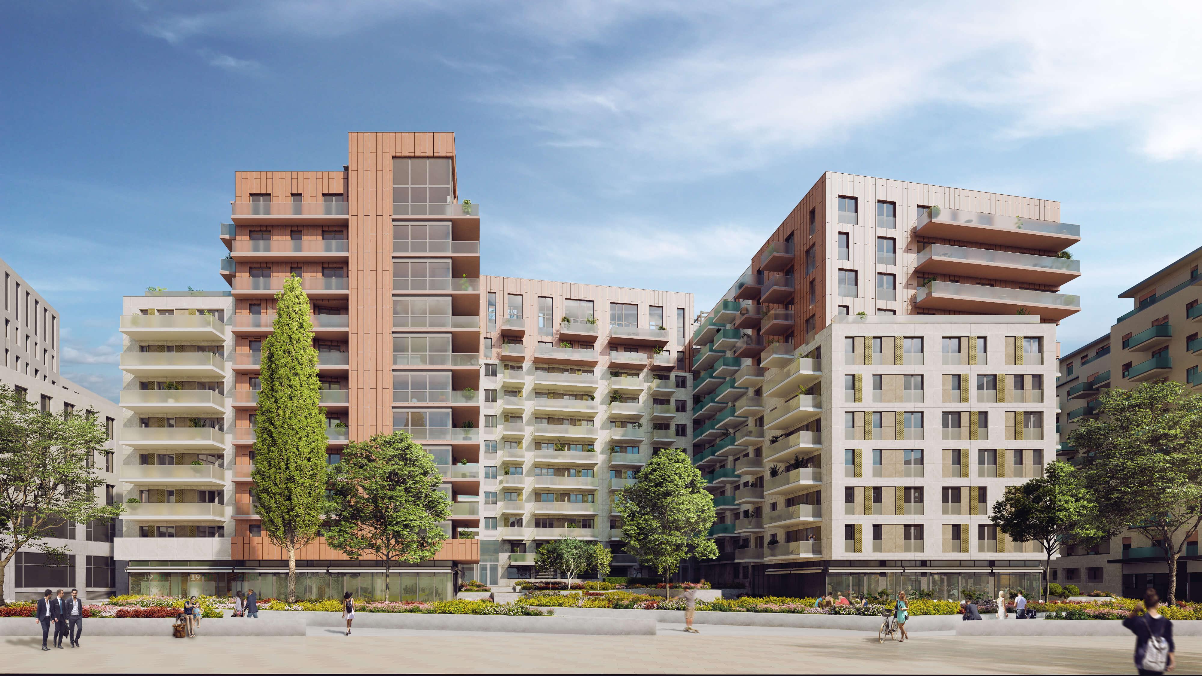 Évek óta nem látott árelőny a budapesti új lakás piacon