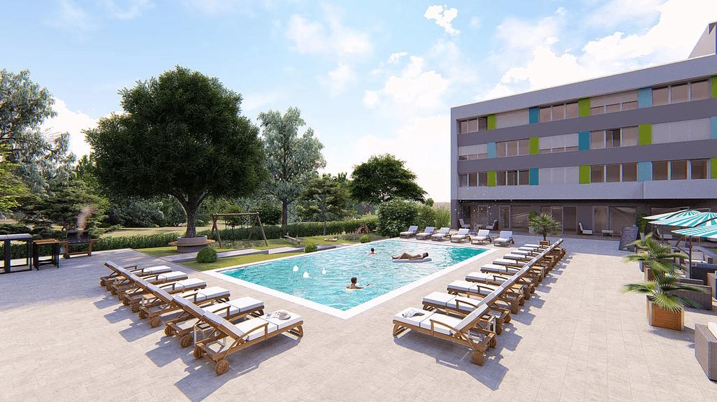 Balatonföldvár: új, nívós apartman 14 millió alatt, parkolóval