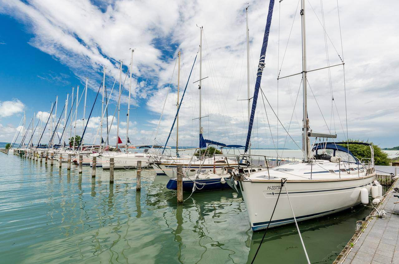 Balaton: szeretnél a yacht klub tagja lenni?