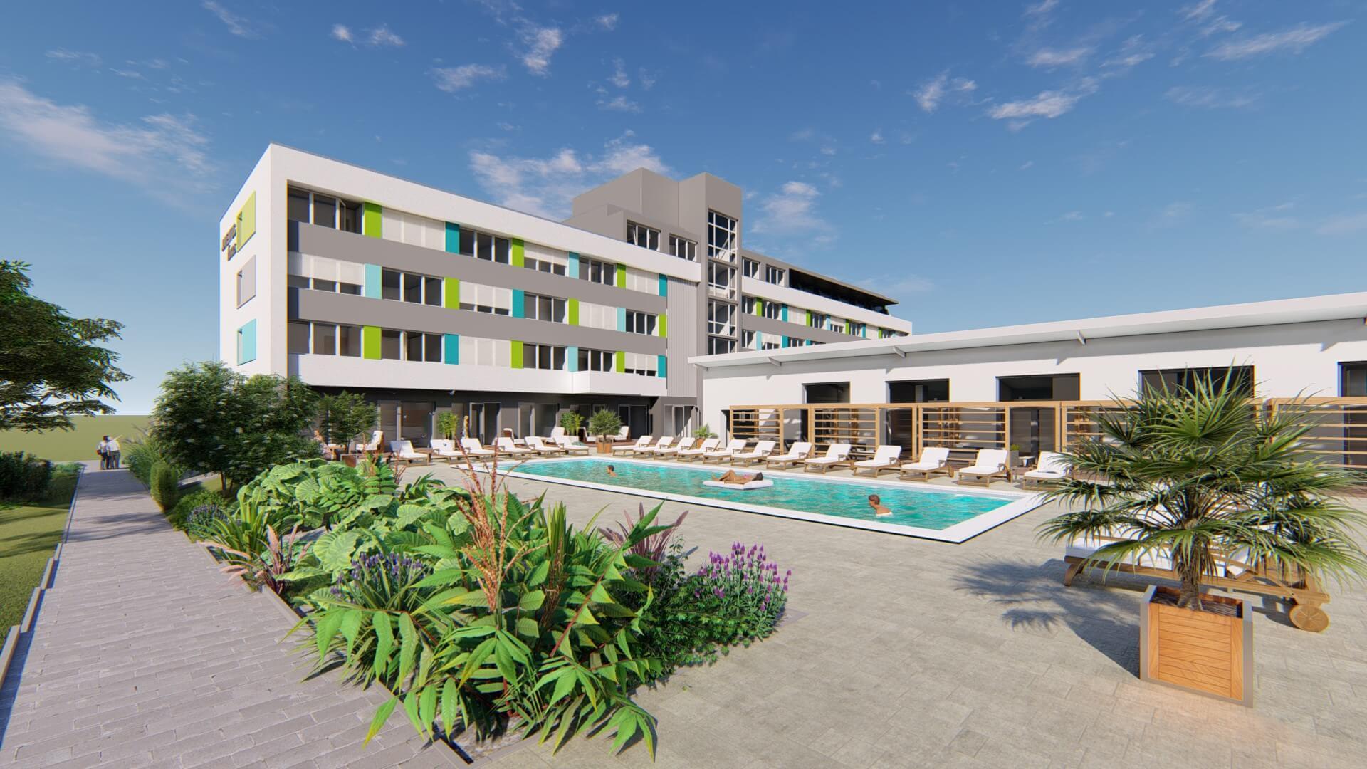Akár 13,7 millióért új, víz közeli apartmanok Balatonföldváron!