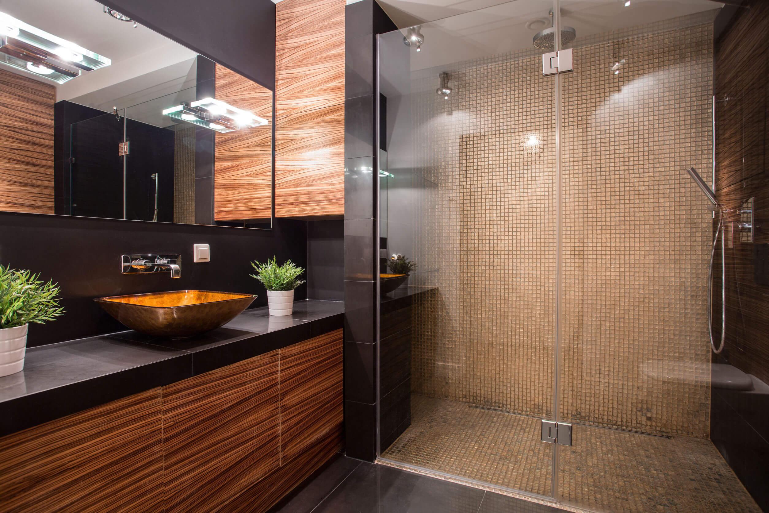 Ha aprócska a fürdőszoba, akkor így rendezd be!