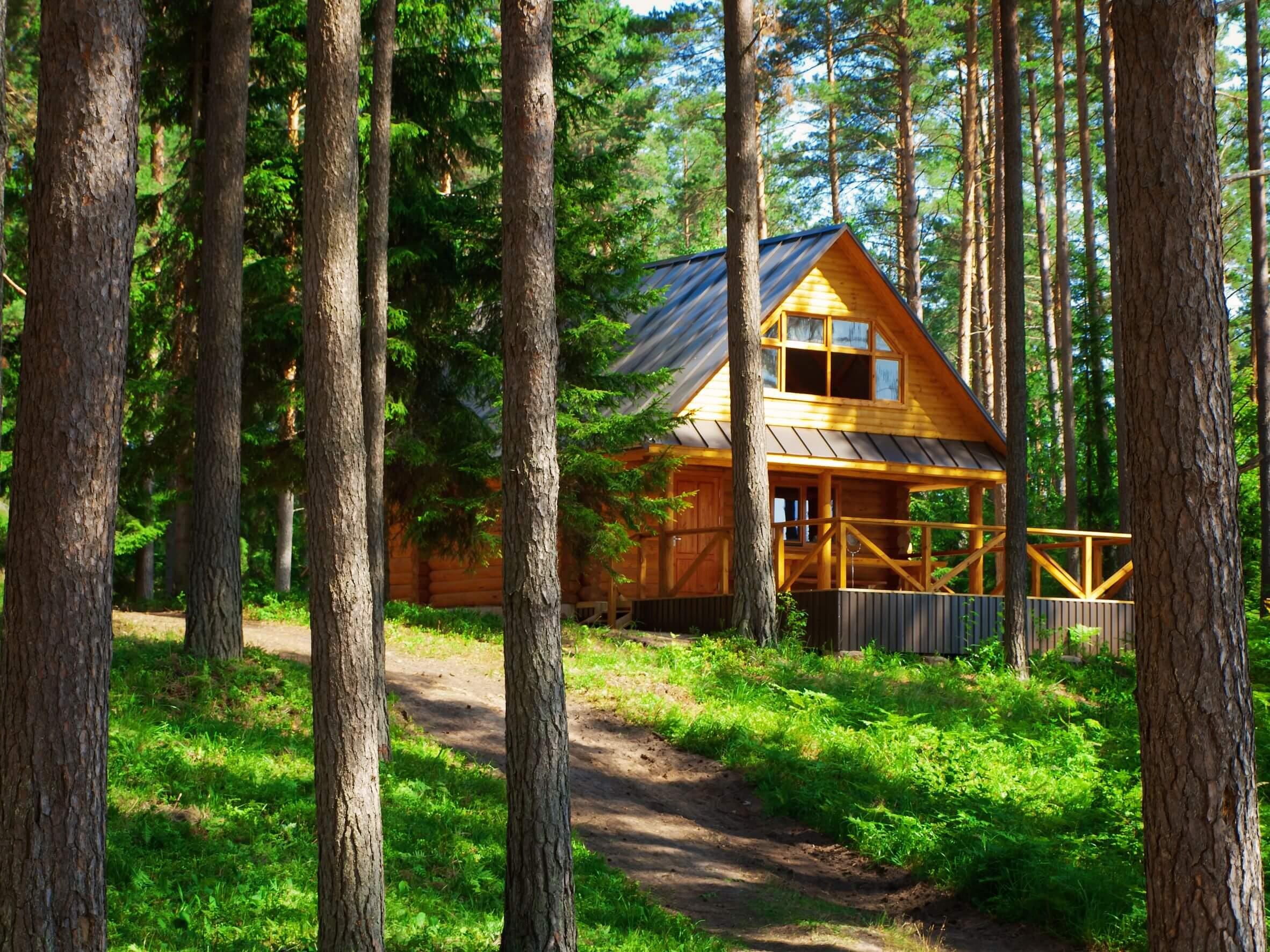 Legyen saját hétvégi házad az Őrségben