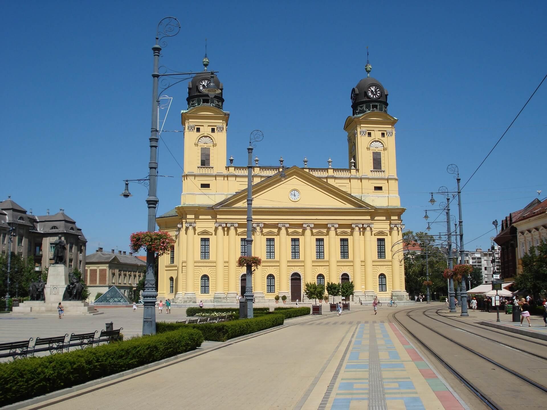 Gyönyörű lakások Debrecenben