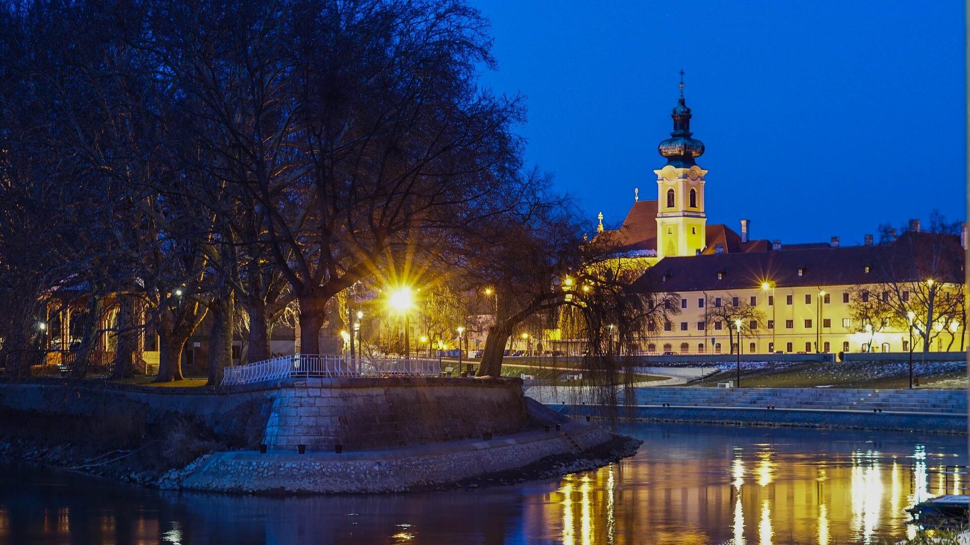 Ilyen szép lakásokat vehetünk Győrben!