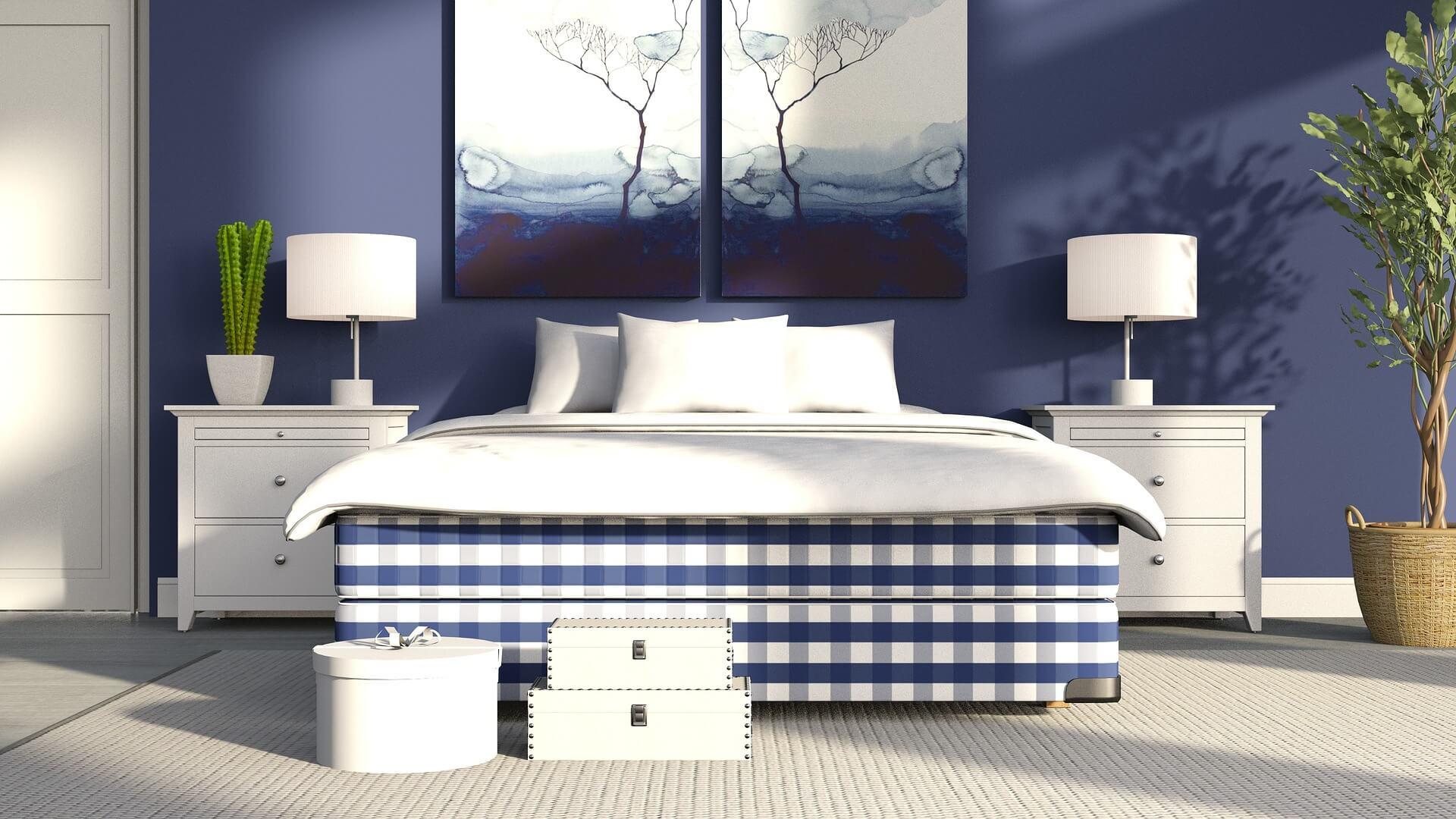 A kék 50 árnyalata, avagy kékes színek az otthonunkban