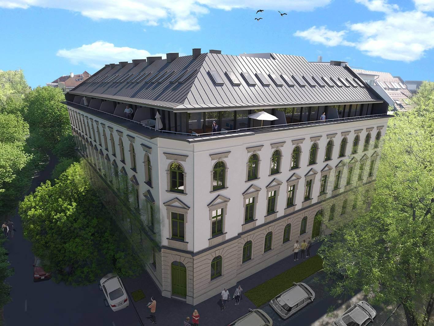 Van még új lakás áfakedvezménnyel, a XIII. kerületben!