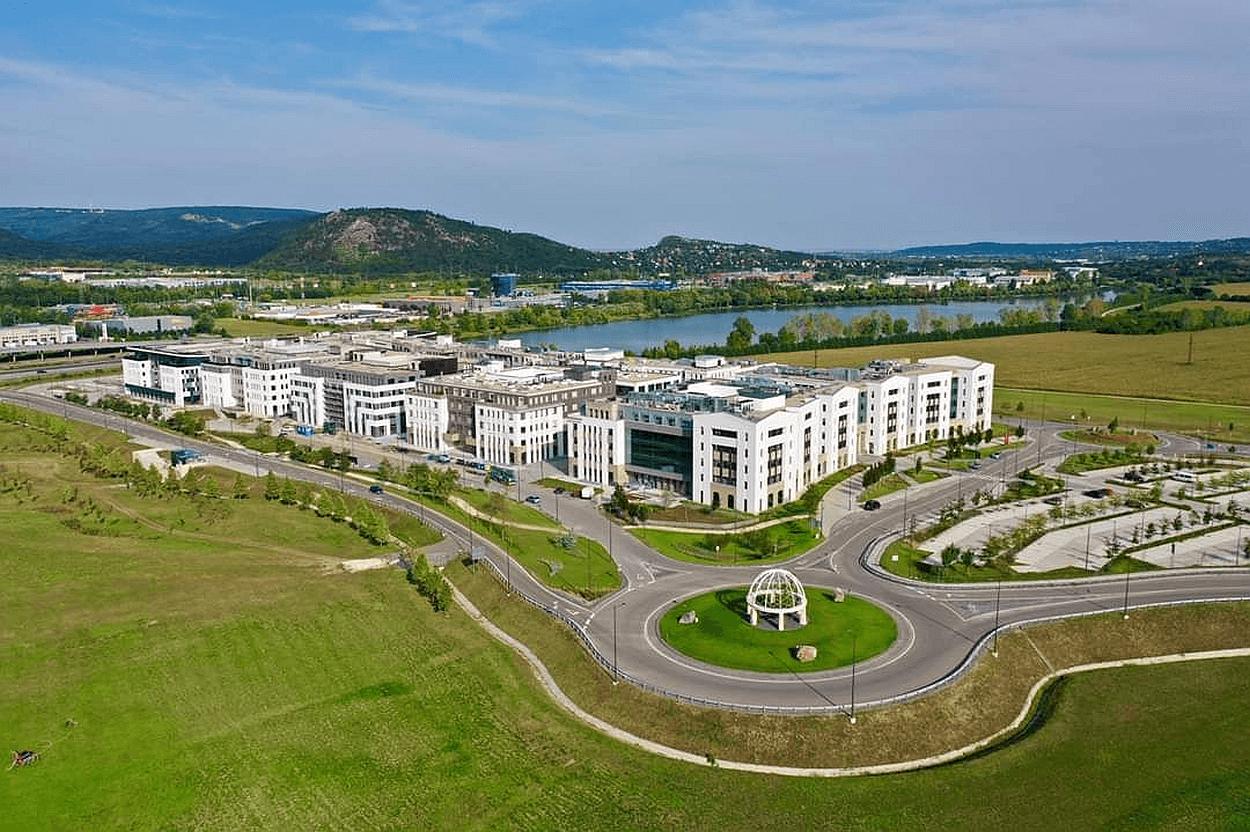 Újabb lakások épülnek a Tópark városközpontban