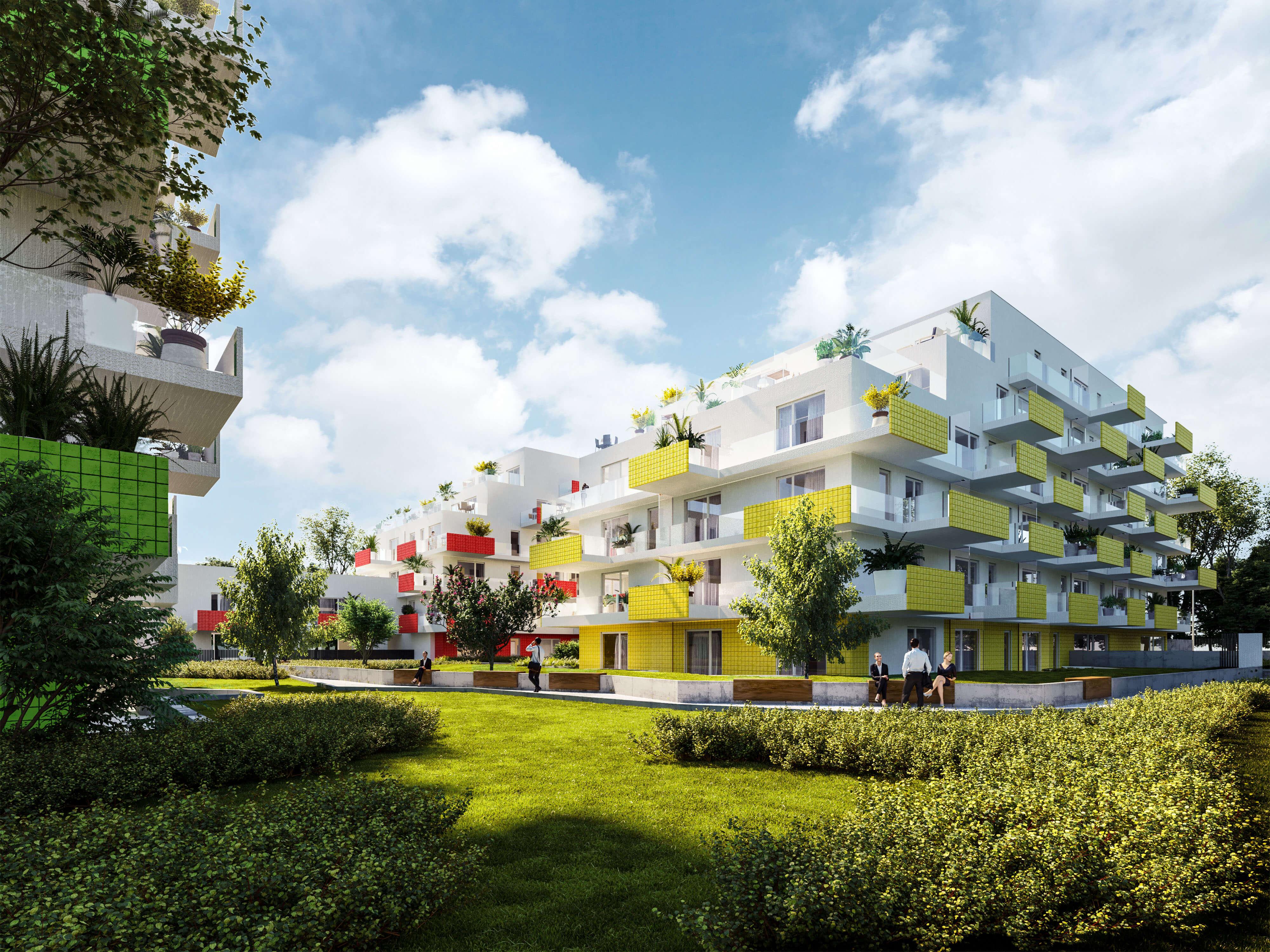 Zöldövezet és nagyvárosi élet egyben, mégpedig Zuglóban