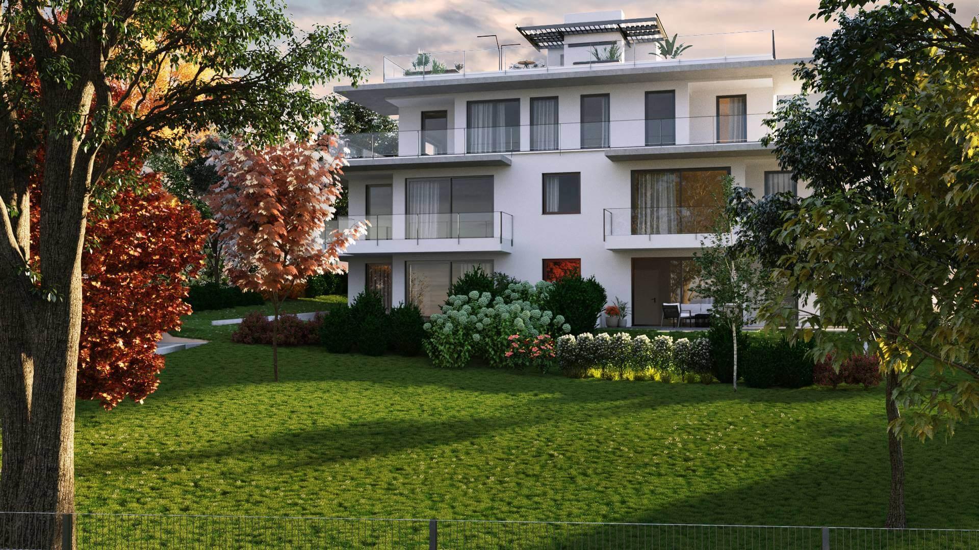 Új építésű luxusvilla a XII. kerület határán