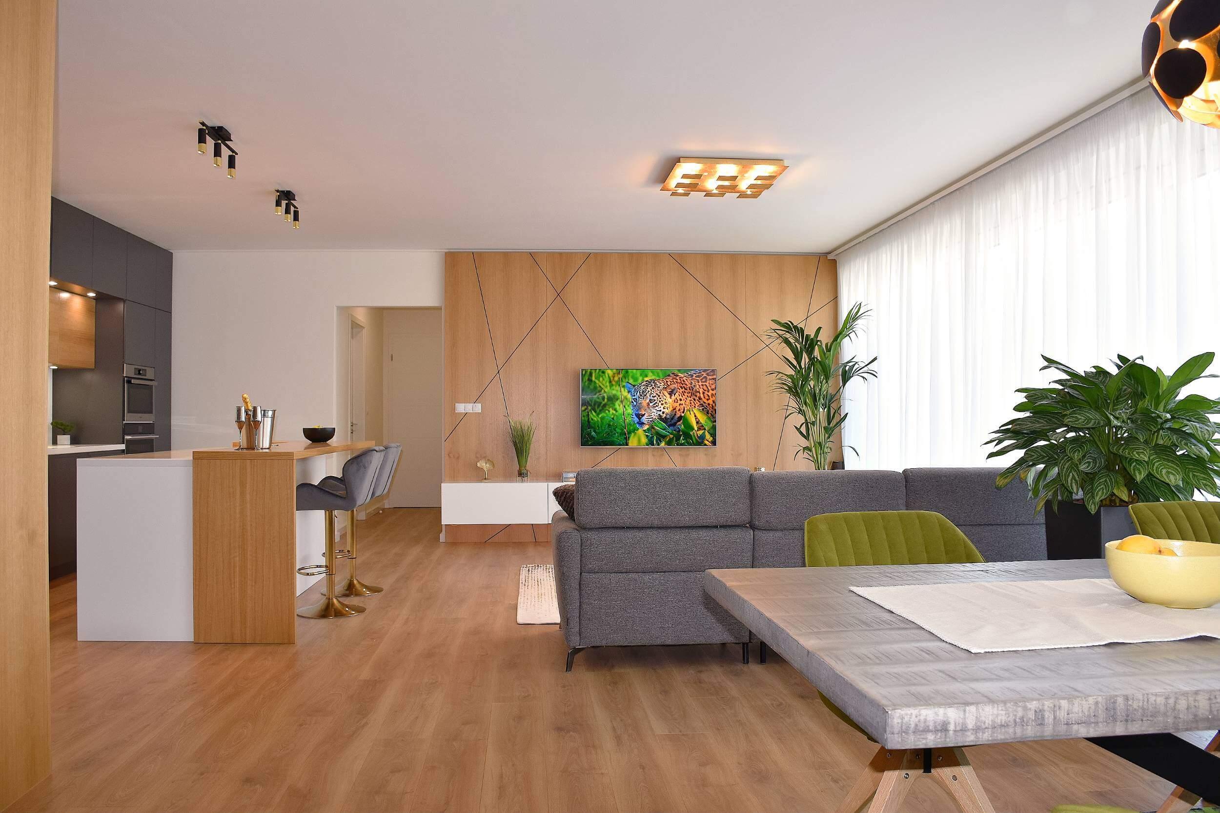Tópark: azonnal költözhető új építésű lakás Újbudához közel