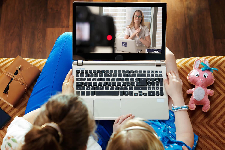 Lakásvásárlás és videókonferencia  – a jövő már itt van!