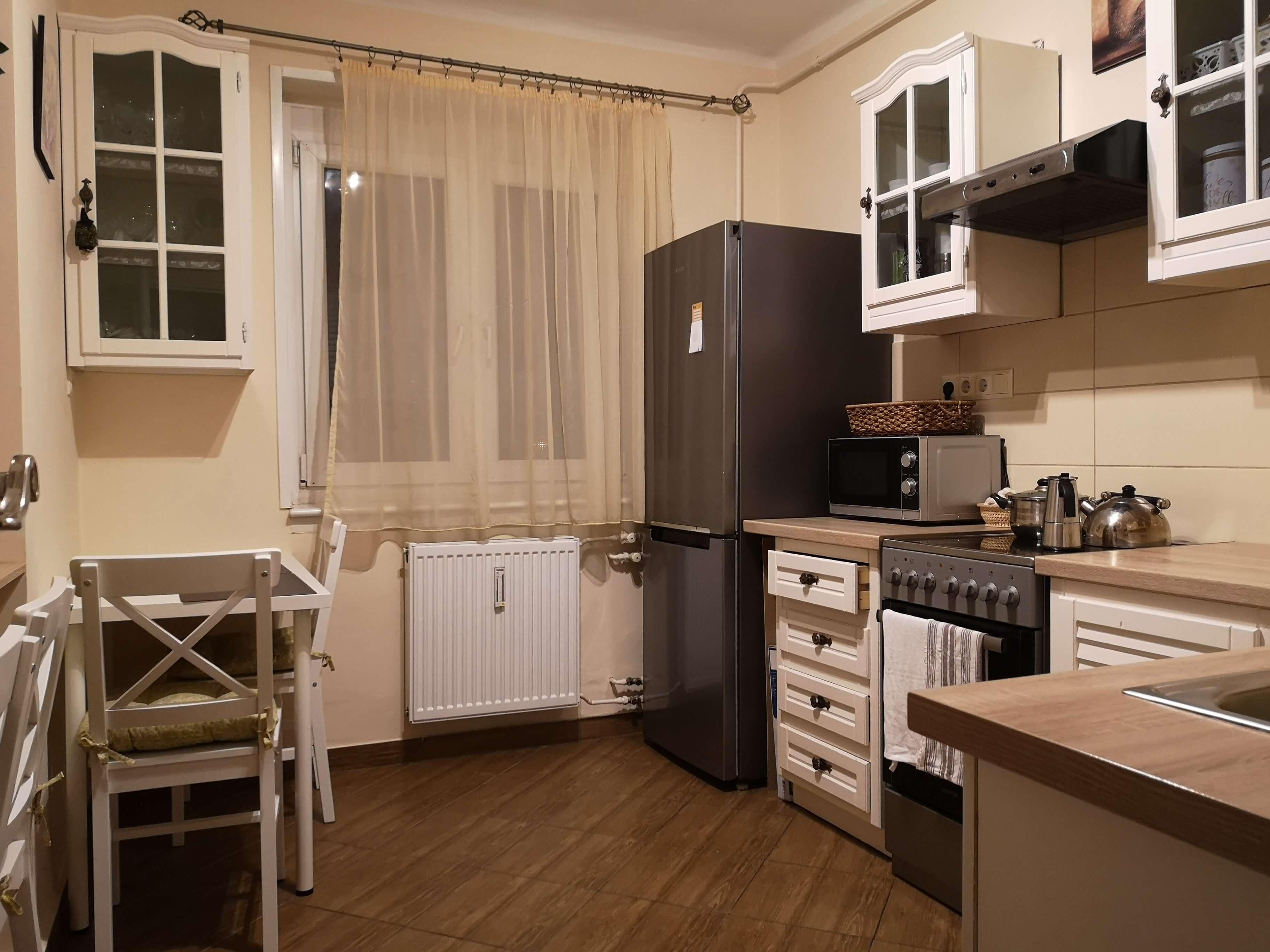 Tágas, újszerű és megfizethető: 2 szobás lakás Angyalföldön