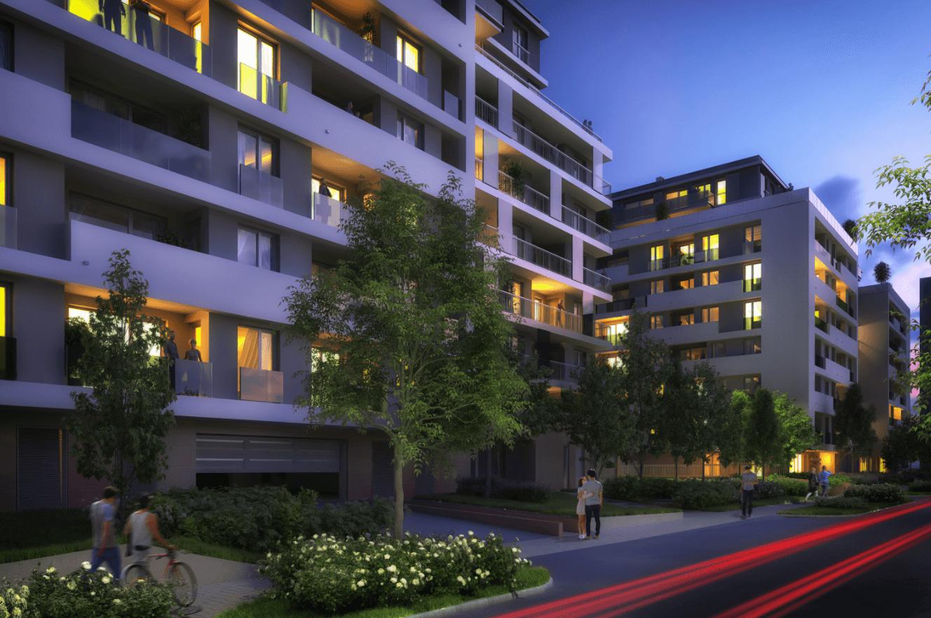 Minőségi otthonok a legmodernebb megoldásokkal, a XIII. kerületben