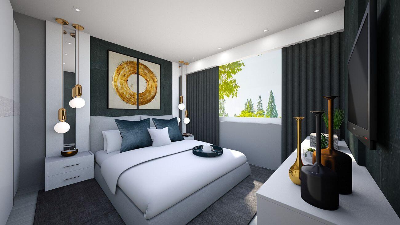 Ilyen egy modern lakás Észak-Pest egyik legjobb, igazán központi helyén