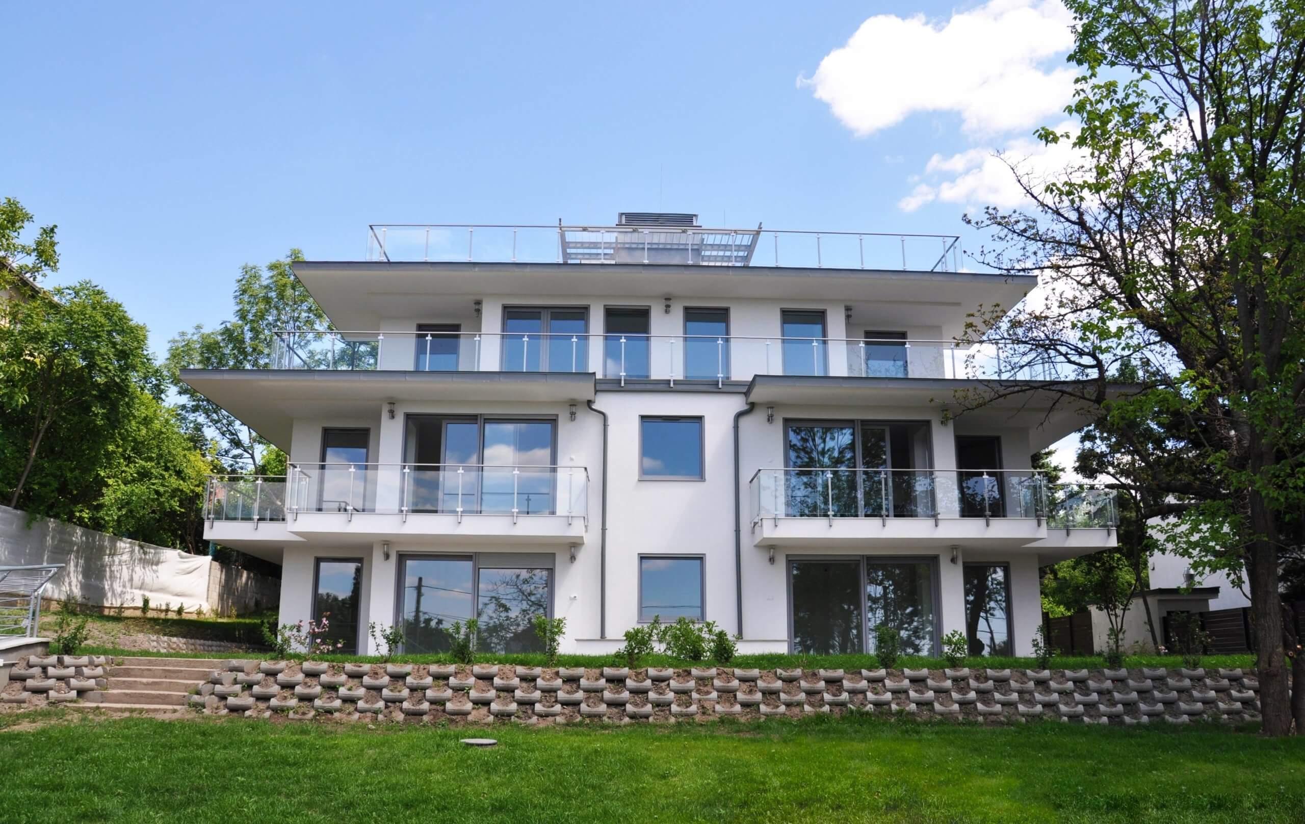 Itt a tavasz, költözzön azonnal ebbe az új, budai luxus penthouse-ba!