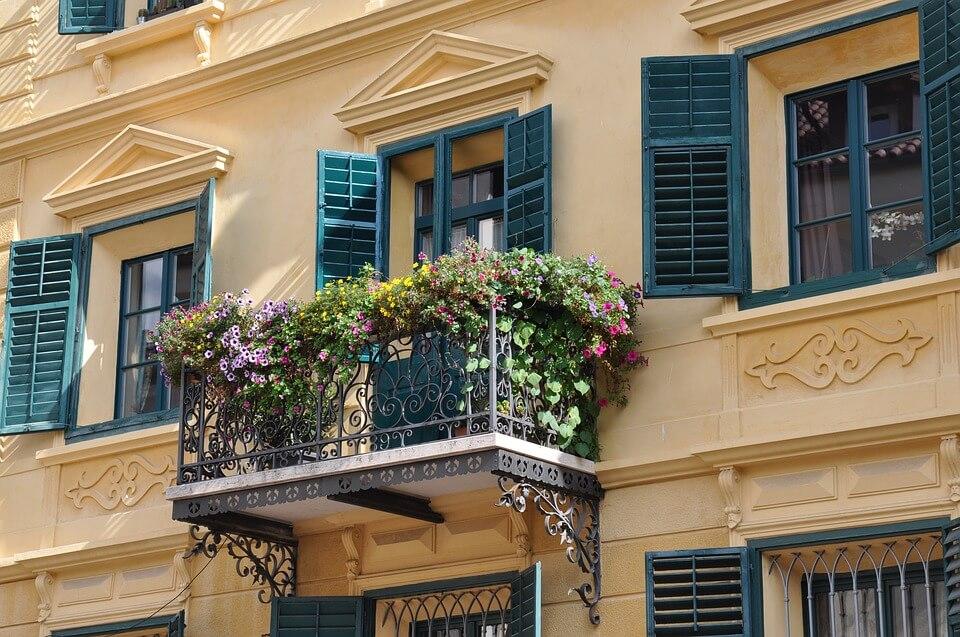 Mutatjuk a legszebb erkélyes lakásokat Budapestről