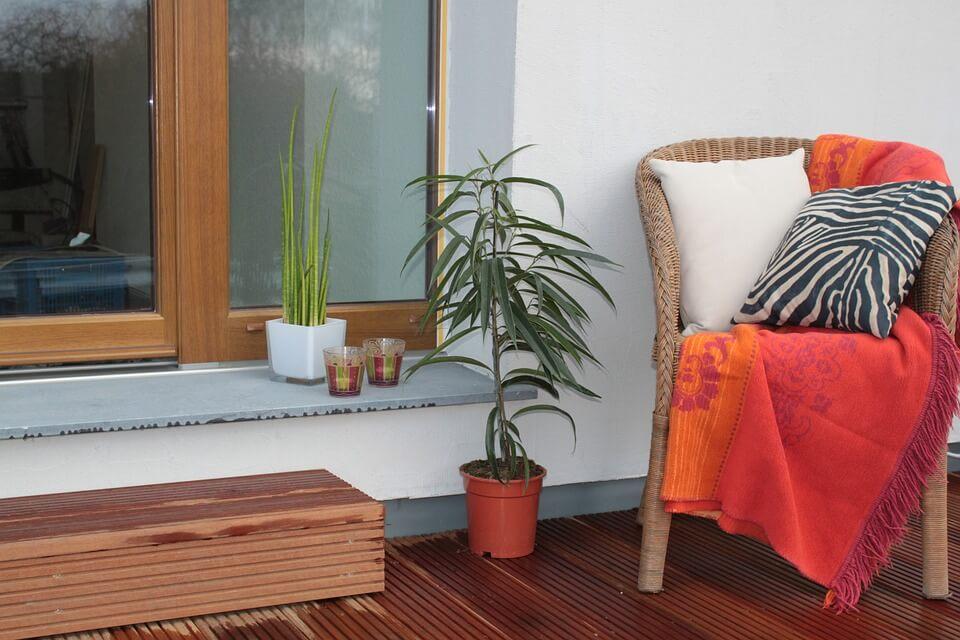 Egy szép lakás kertkapcsolattal az igazi, különösen, ha nagyvárosban élsz!