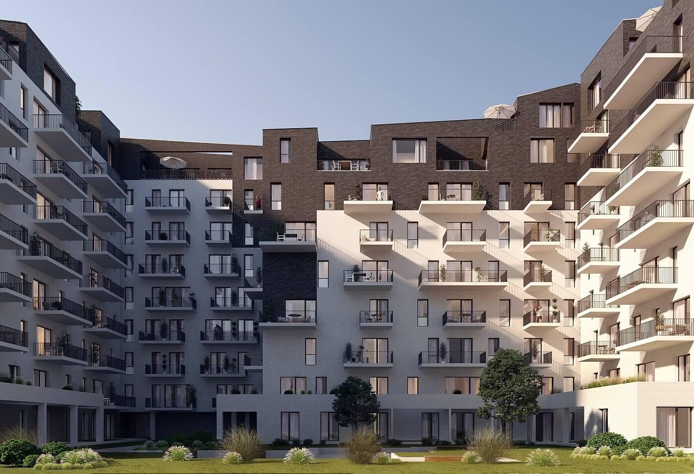 Fiatalos lakások Budapest egyik legjobban fejlődő, minőségi részén