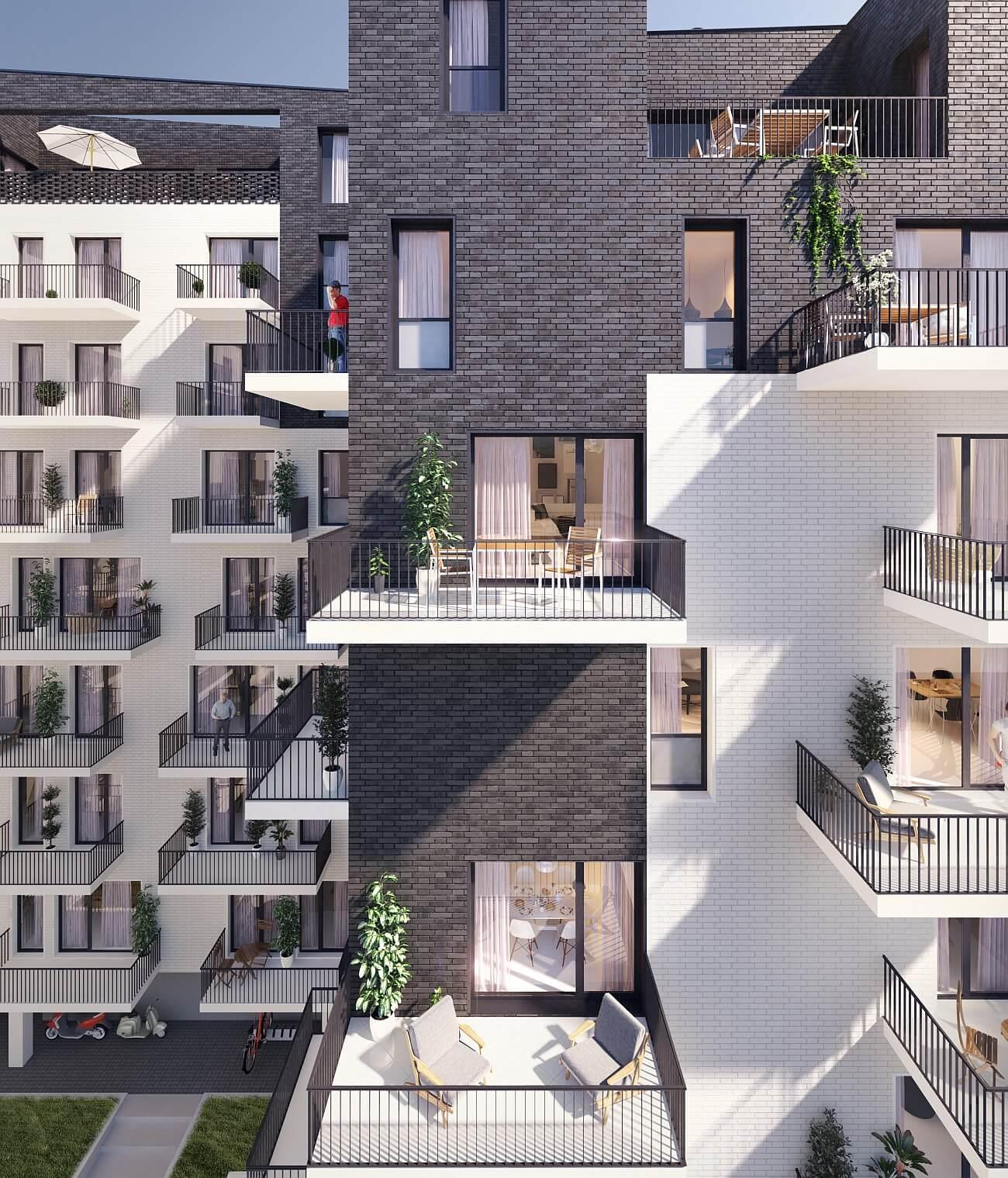 Zöld-lakás szuperhitelre is – a Dunához közel!