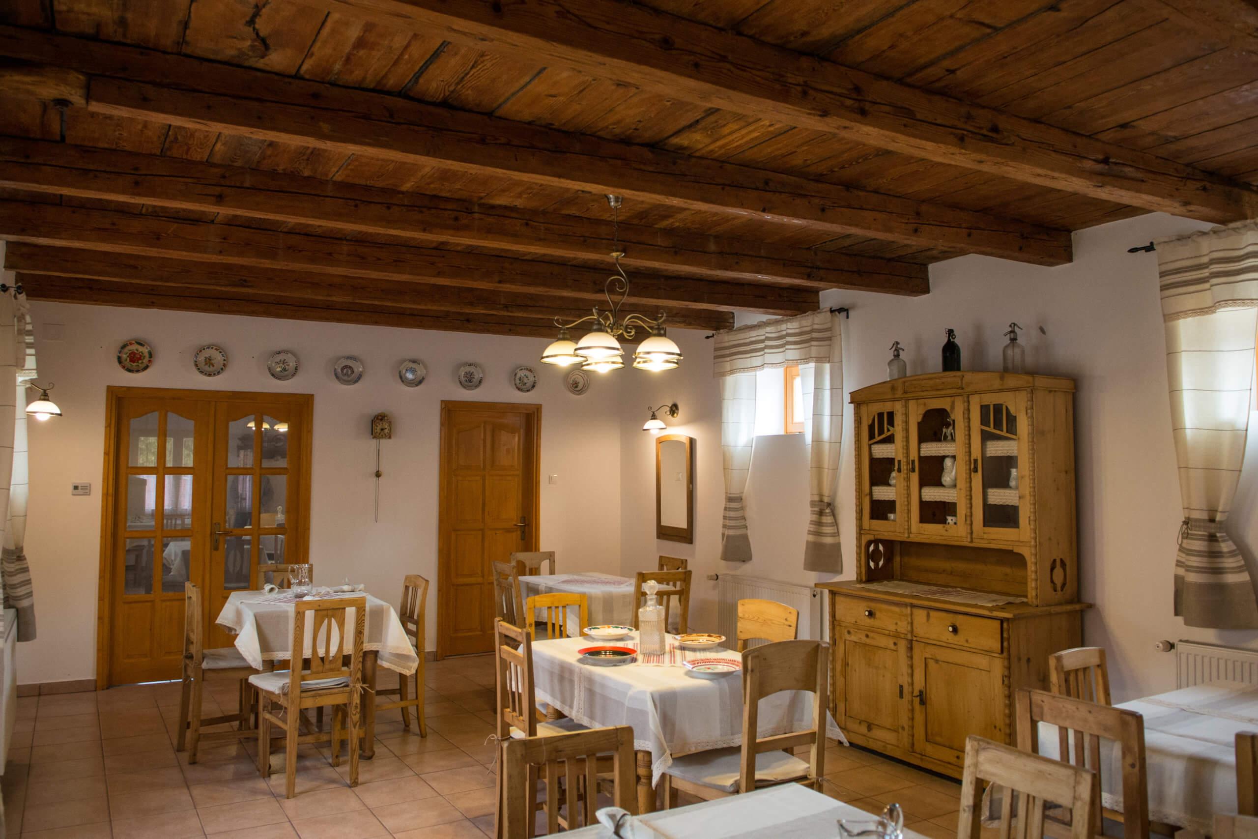 Vidéki romantika egy gyönyörű falusi portán, Gyula szomszédságában!