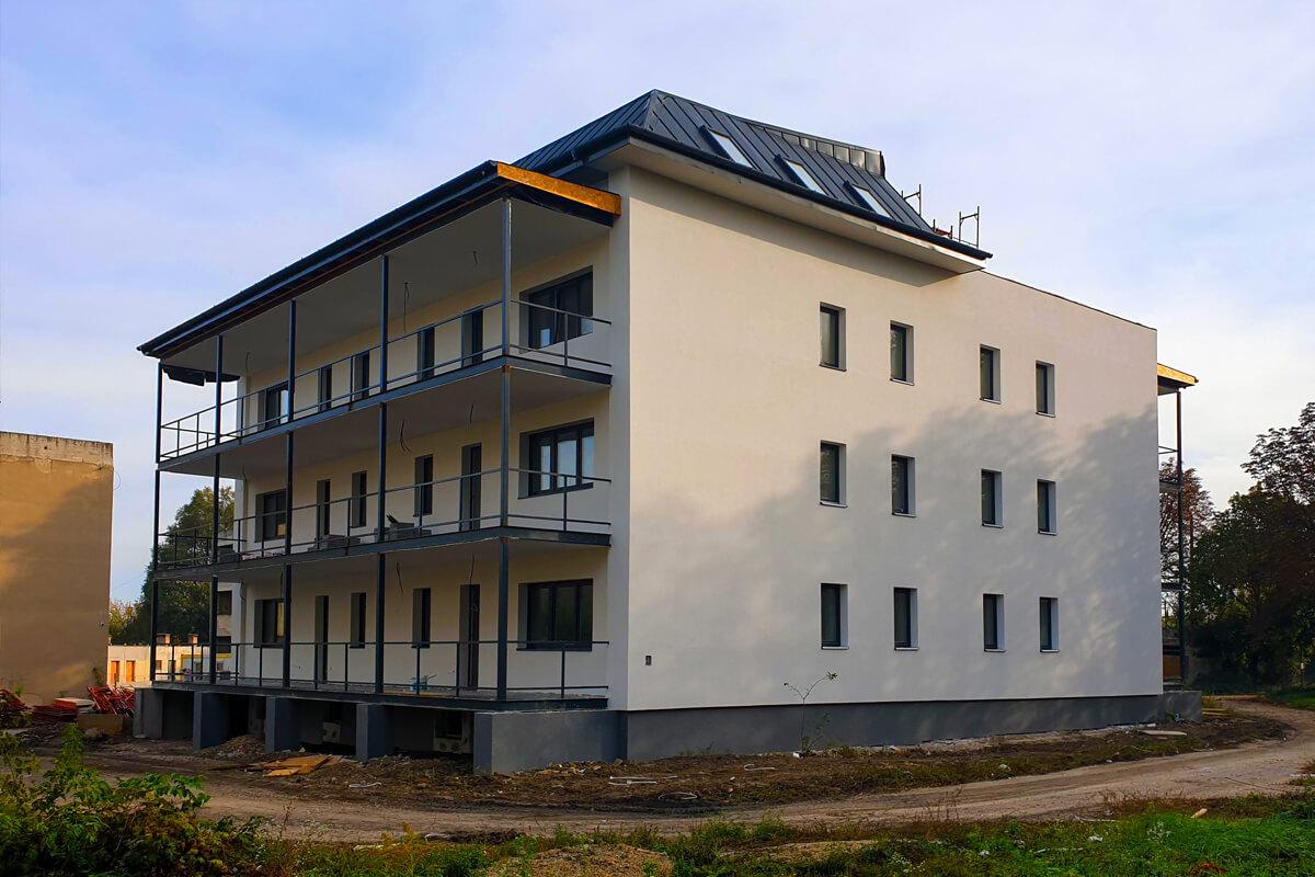 Akcióban: XXI. századi, modern, lakókerti életminőség Buda nyugati kapujához közel