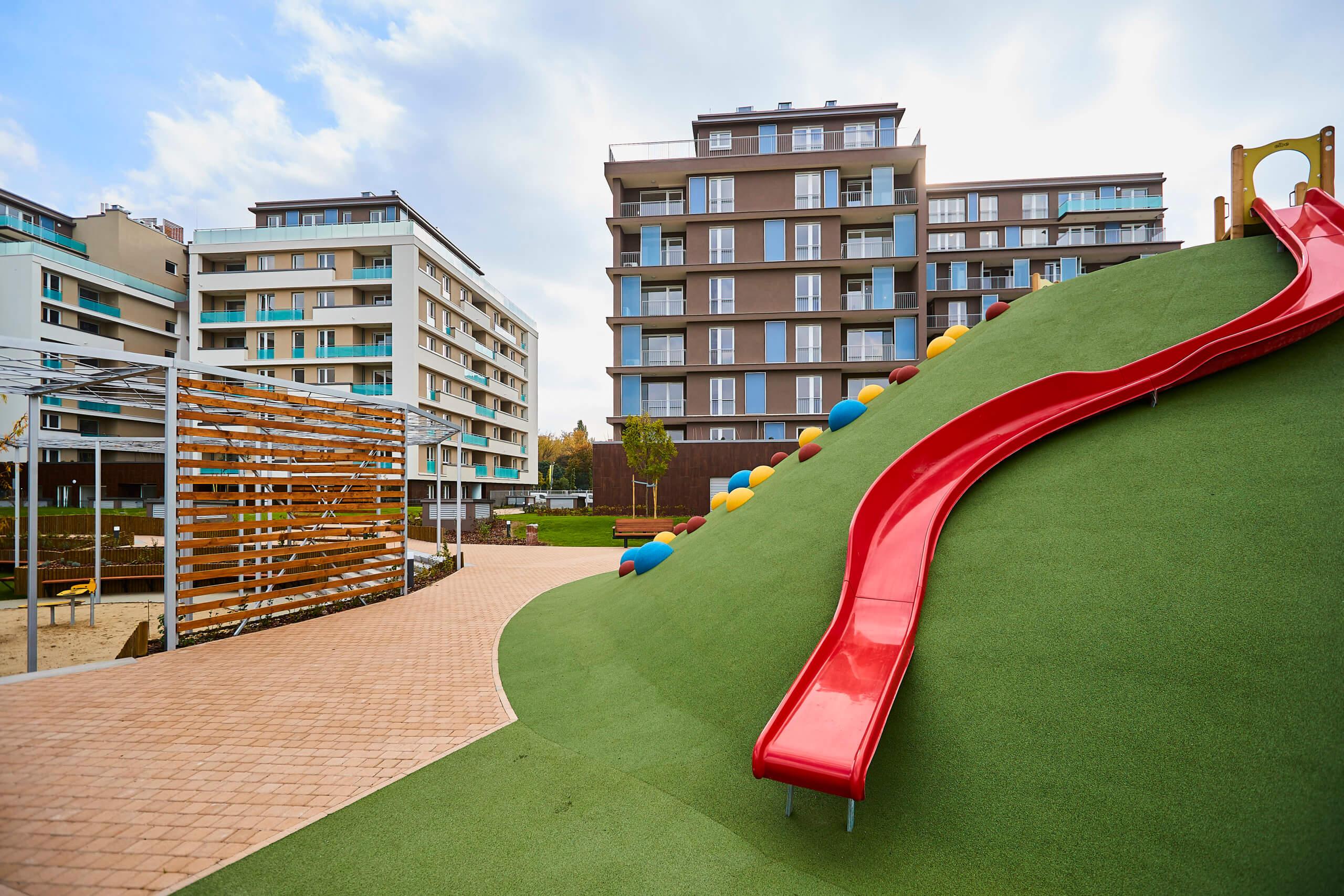 Azonnal költözhetőek a lakások Angyalföld családbarát lakóparkjában!
