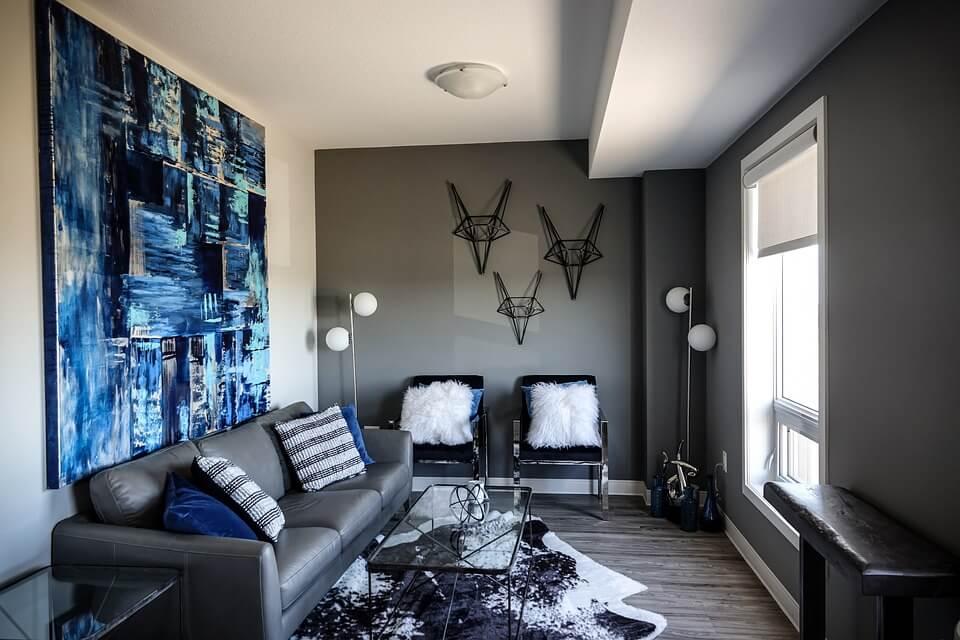 9 szuper ötlet arra, hogyan dekorálj egy üres falat