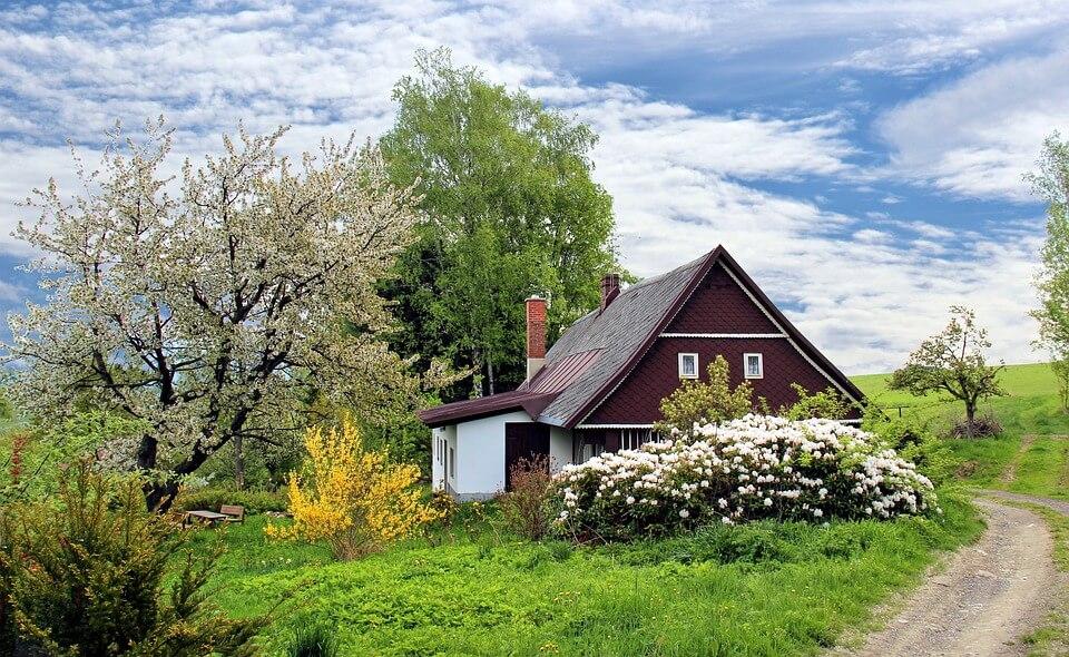 Elbújós házikókat hozunk az ország legszebb részeiből