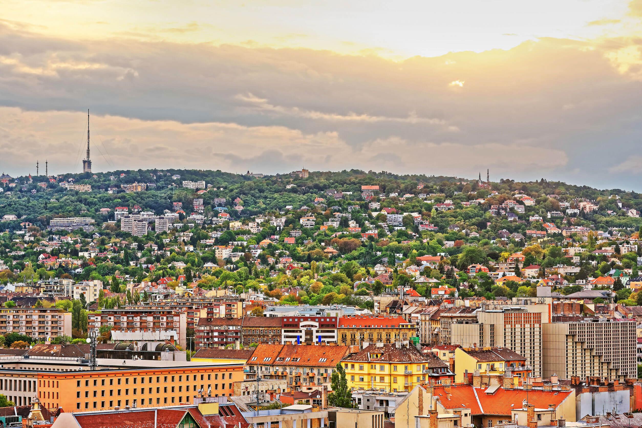 Prémium minőség és kellemes zöld környezet a fővárosban és környékén!