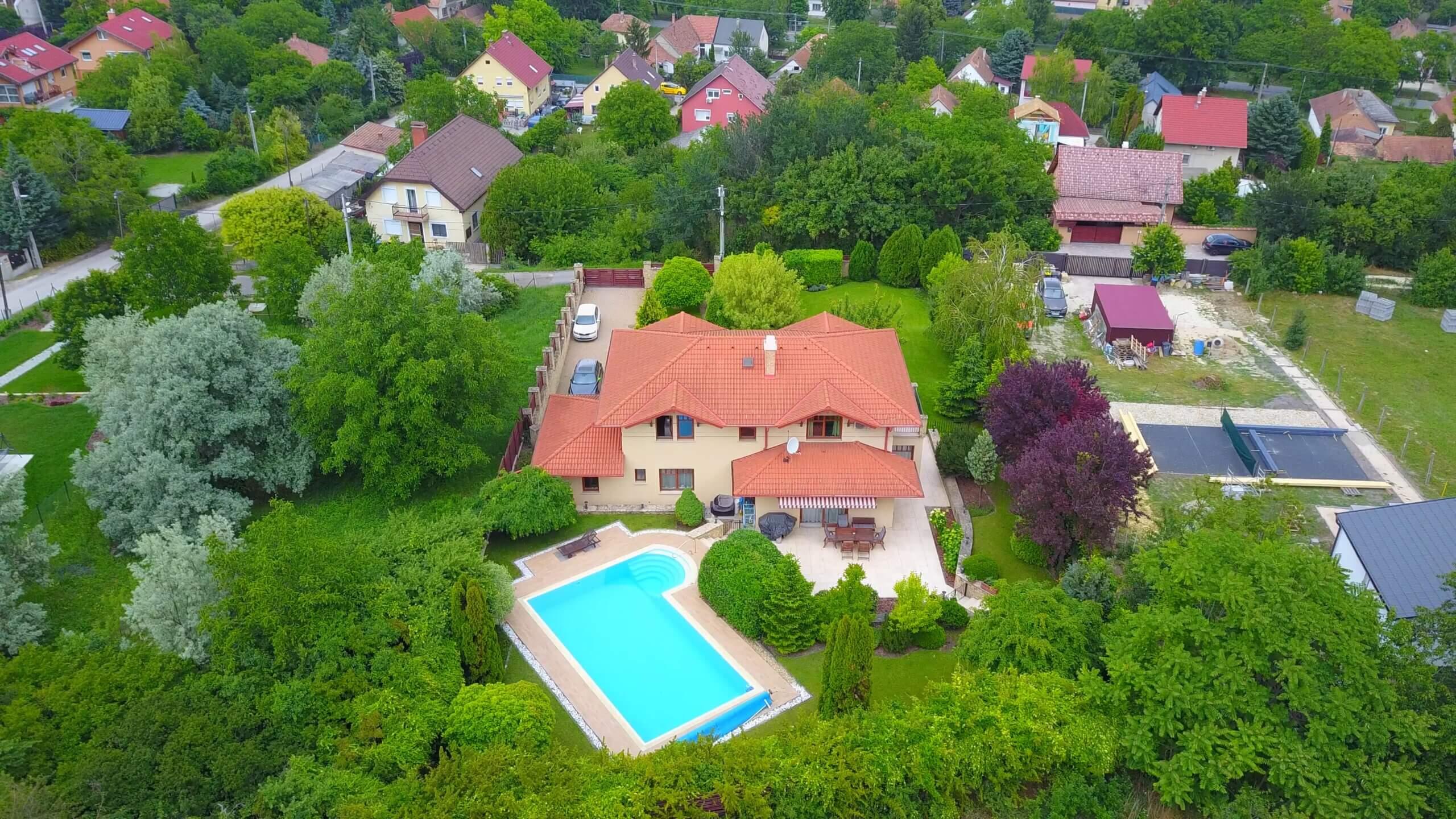 Home office és nyaralás mediterrán hangulatú környezetben, Érden