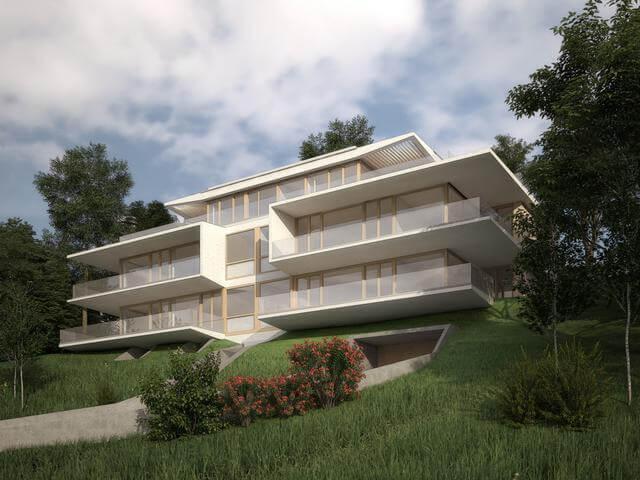 Az Ön igényeire szabva: alakítsa ki jövőbeni otthonát ebben a páratlan panorámájú társasházban