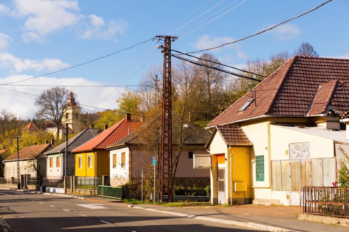 Drámaian alacsony a régi építésű szigetelt házak aránya