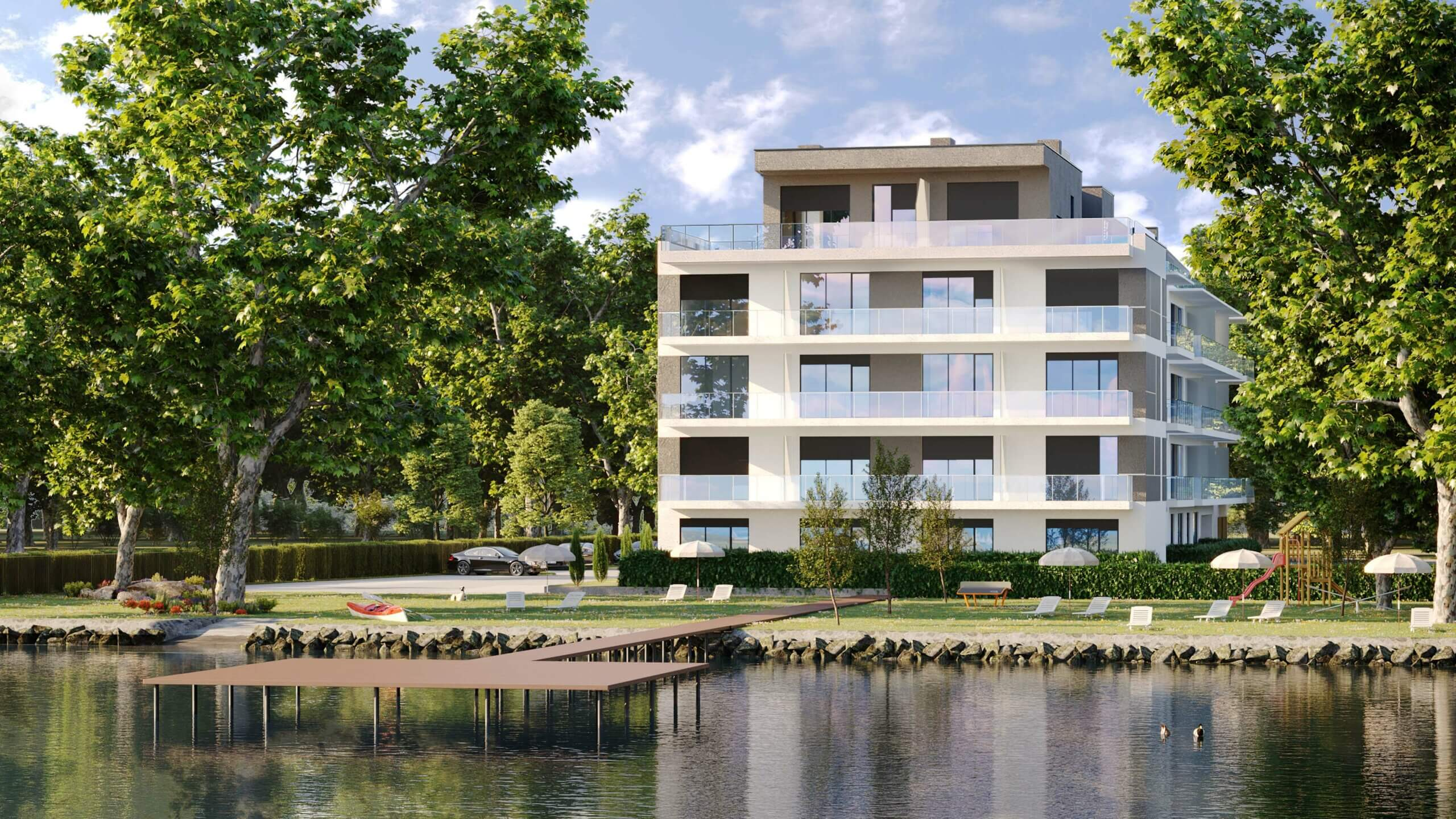 Már jövő nyárra is nehéz lakást kapni a Balatonon!