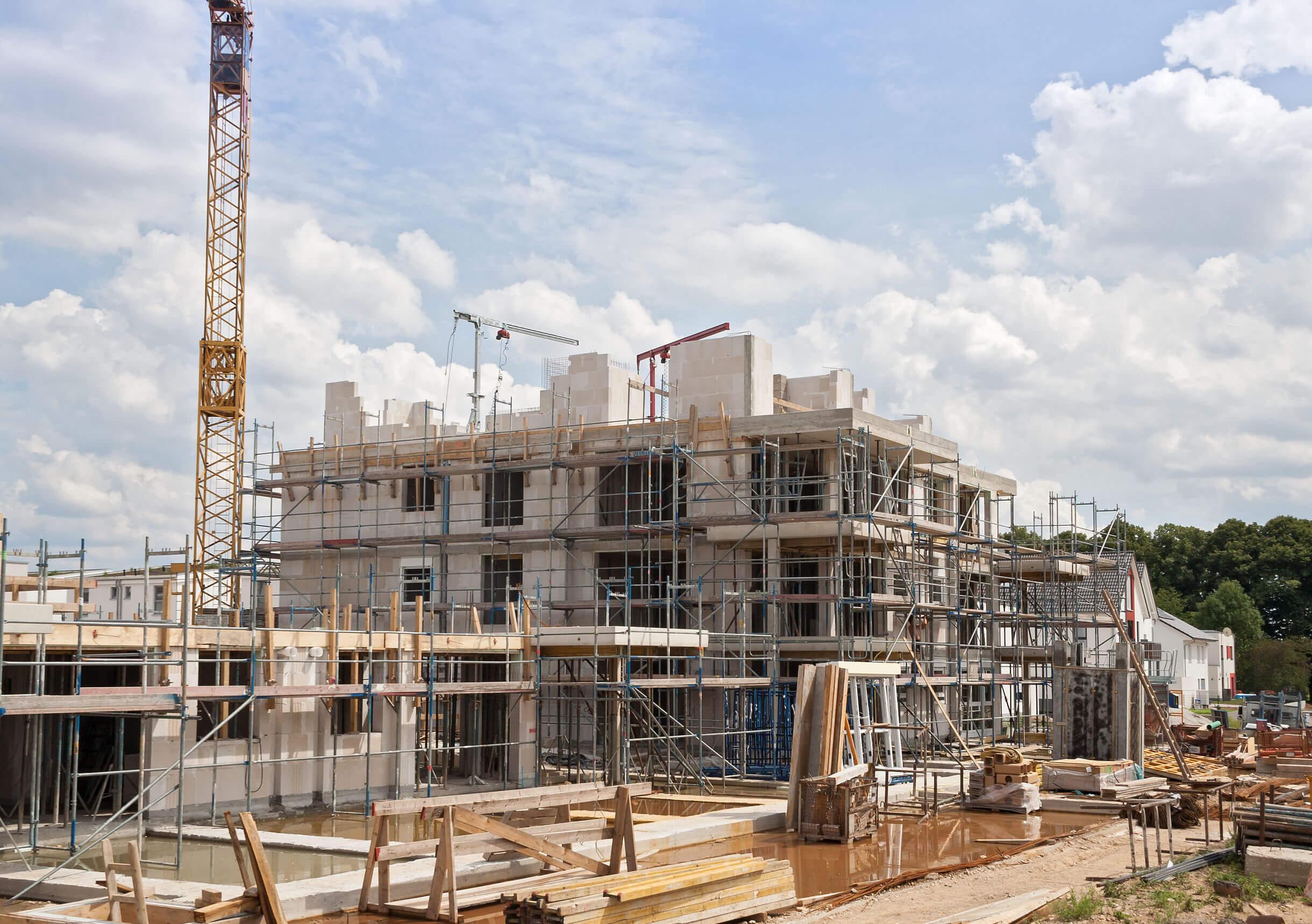 Az új lakás piac is helyrerázódni látszik a pandémia után!
